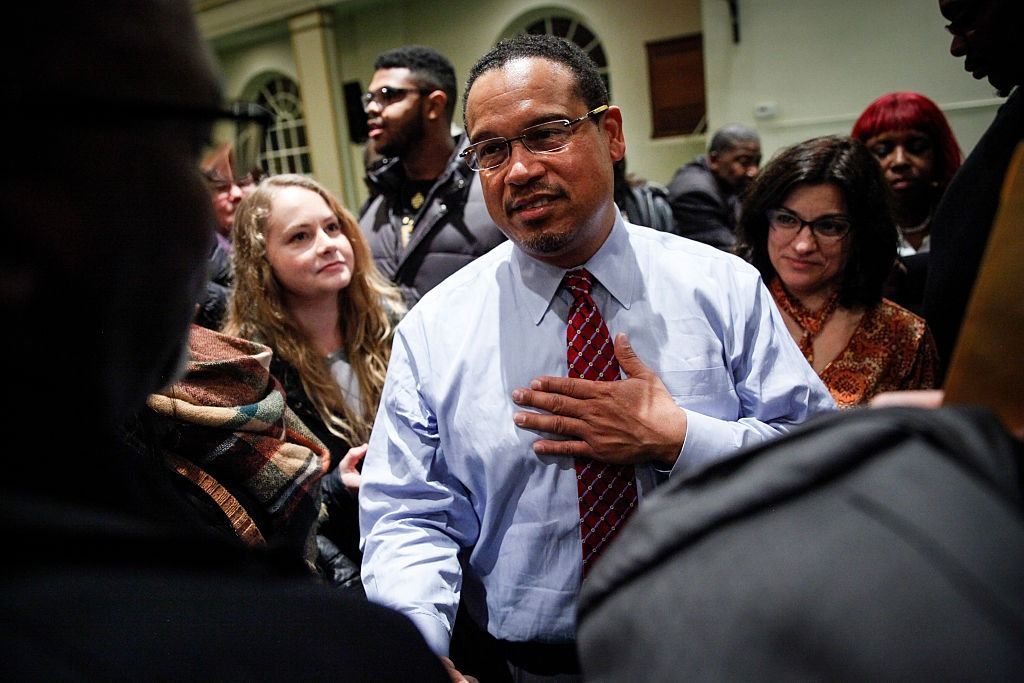 Keith Ellison I Have Fought Against Hate My Entire Career