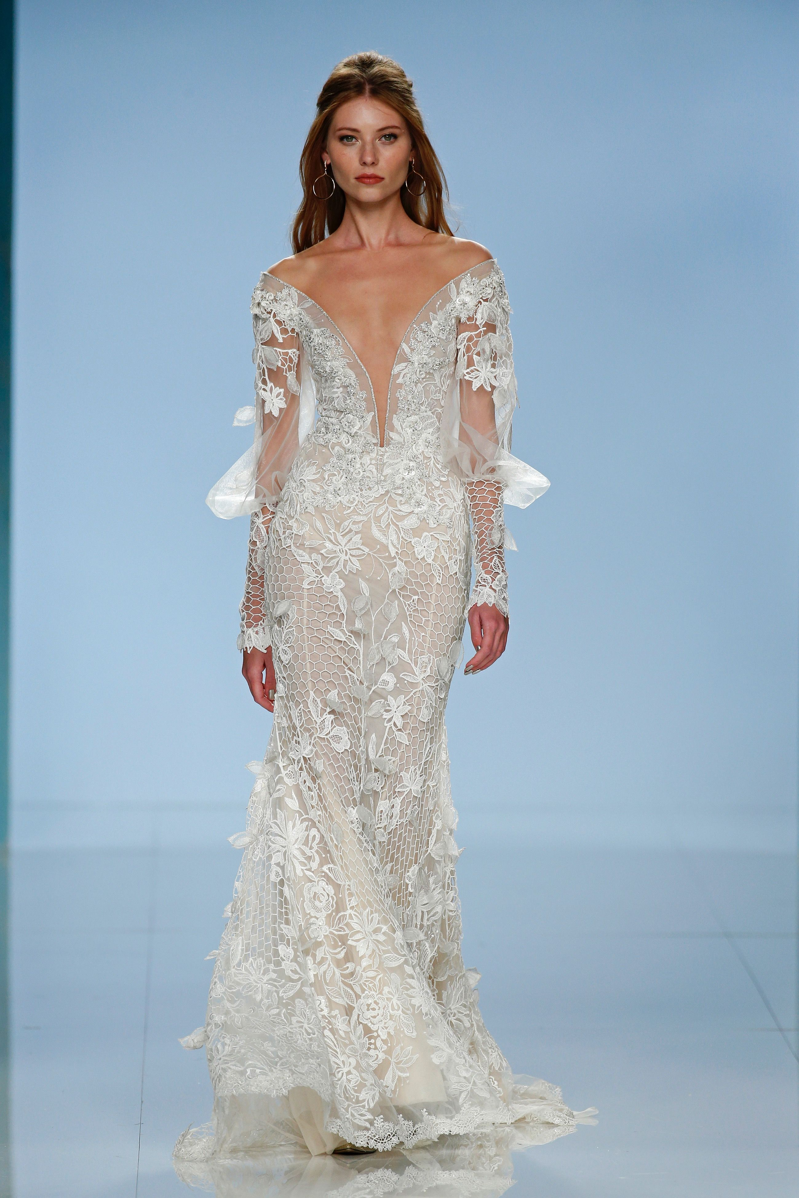 The Top 5 Israeli Wedding Dress Designers You Need To Know – The Forward