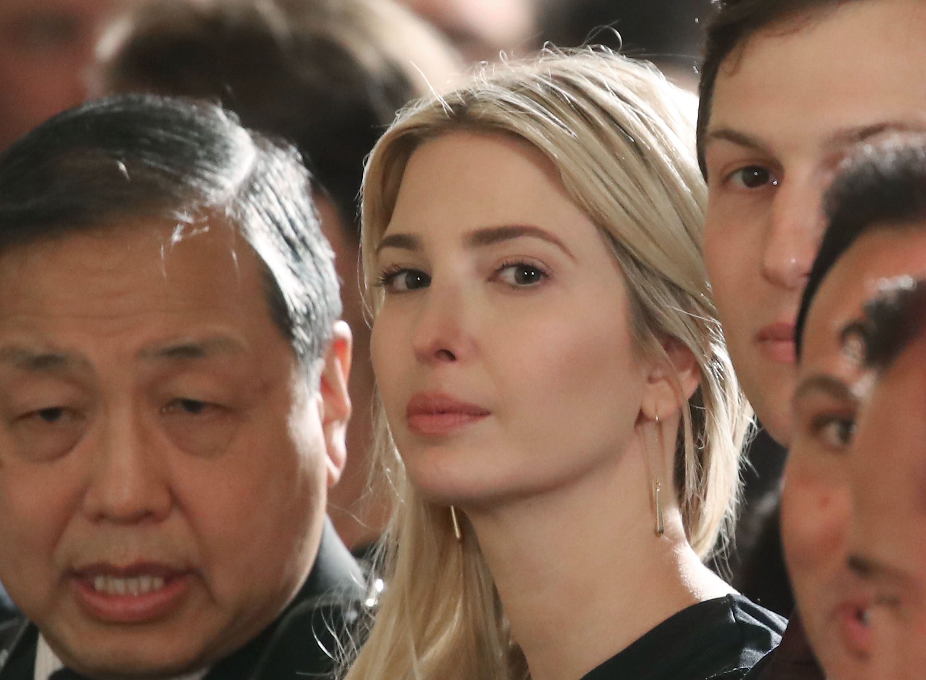 Ivanka Trump Defends Dad On Fox & Friends And Twitter Is Not Having It