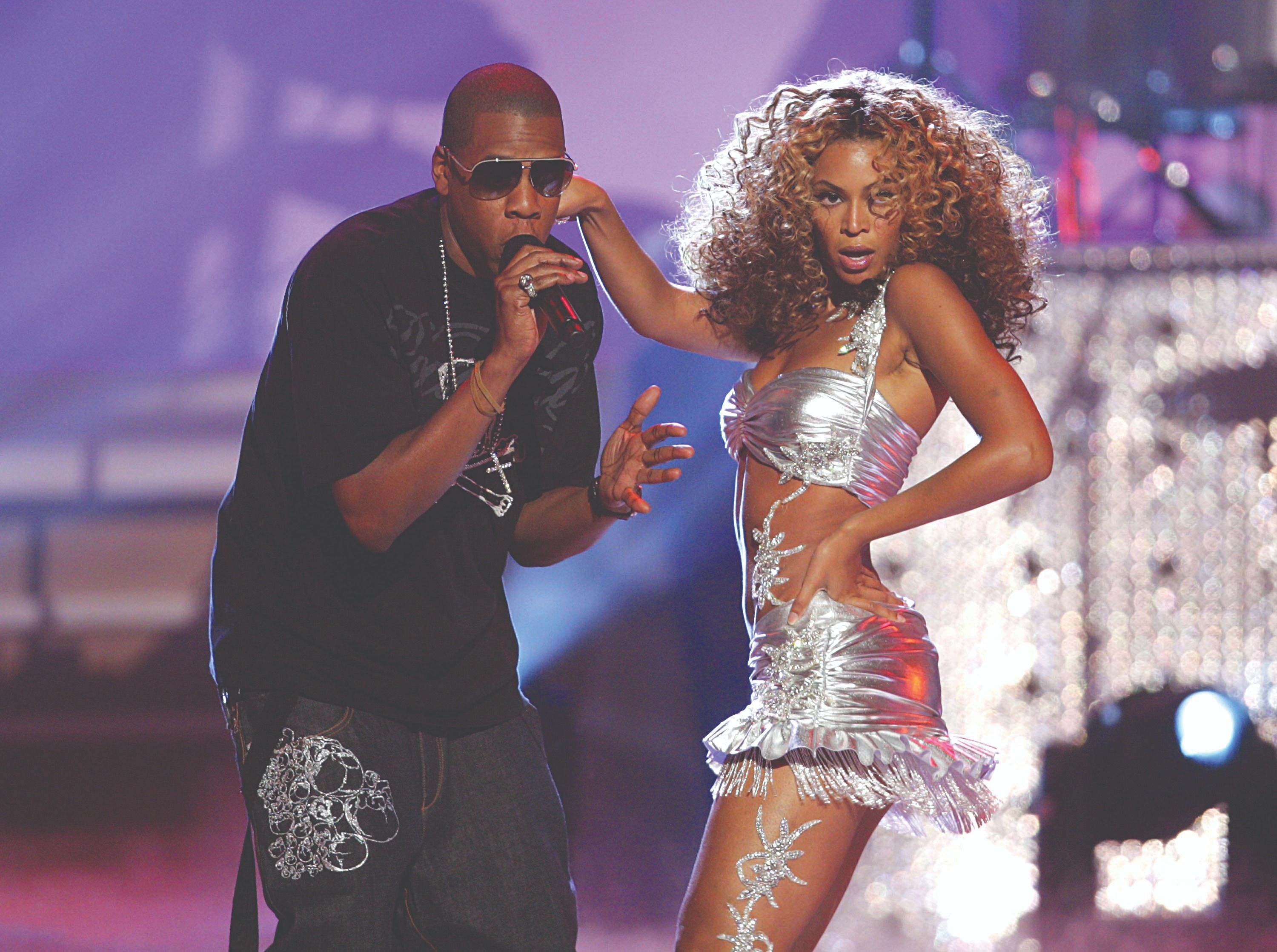 Jay-Z and Beyoncé Are Recording a Secret Album Together:Report