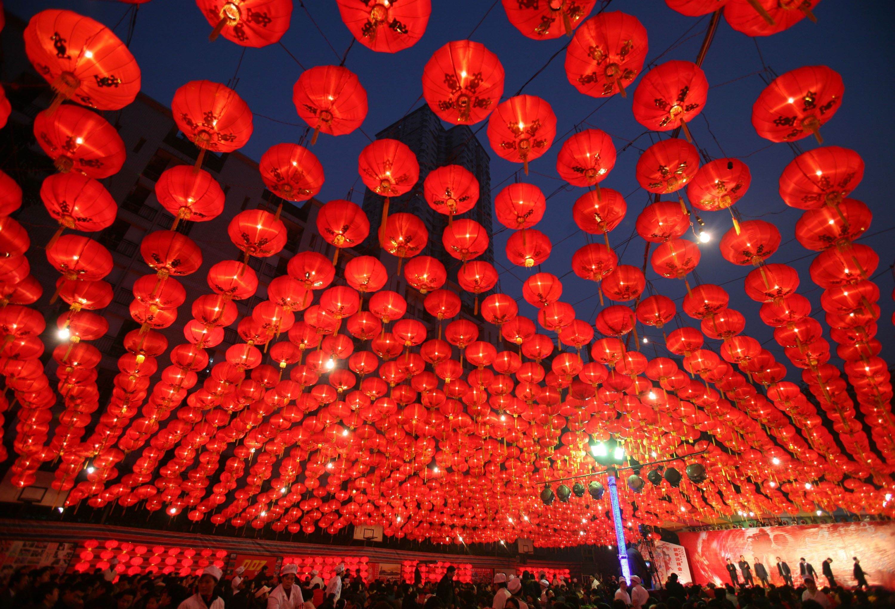 The Secret Jewish History Of The Chinese New Year The Forward