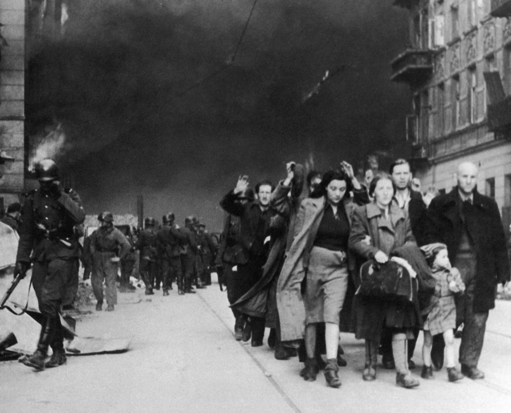 120 Years of the Forverts: How We Covered the Warsaw Ghetto Uprising