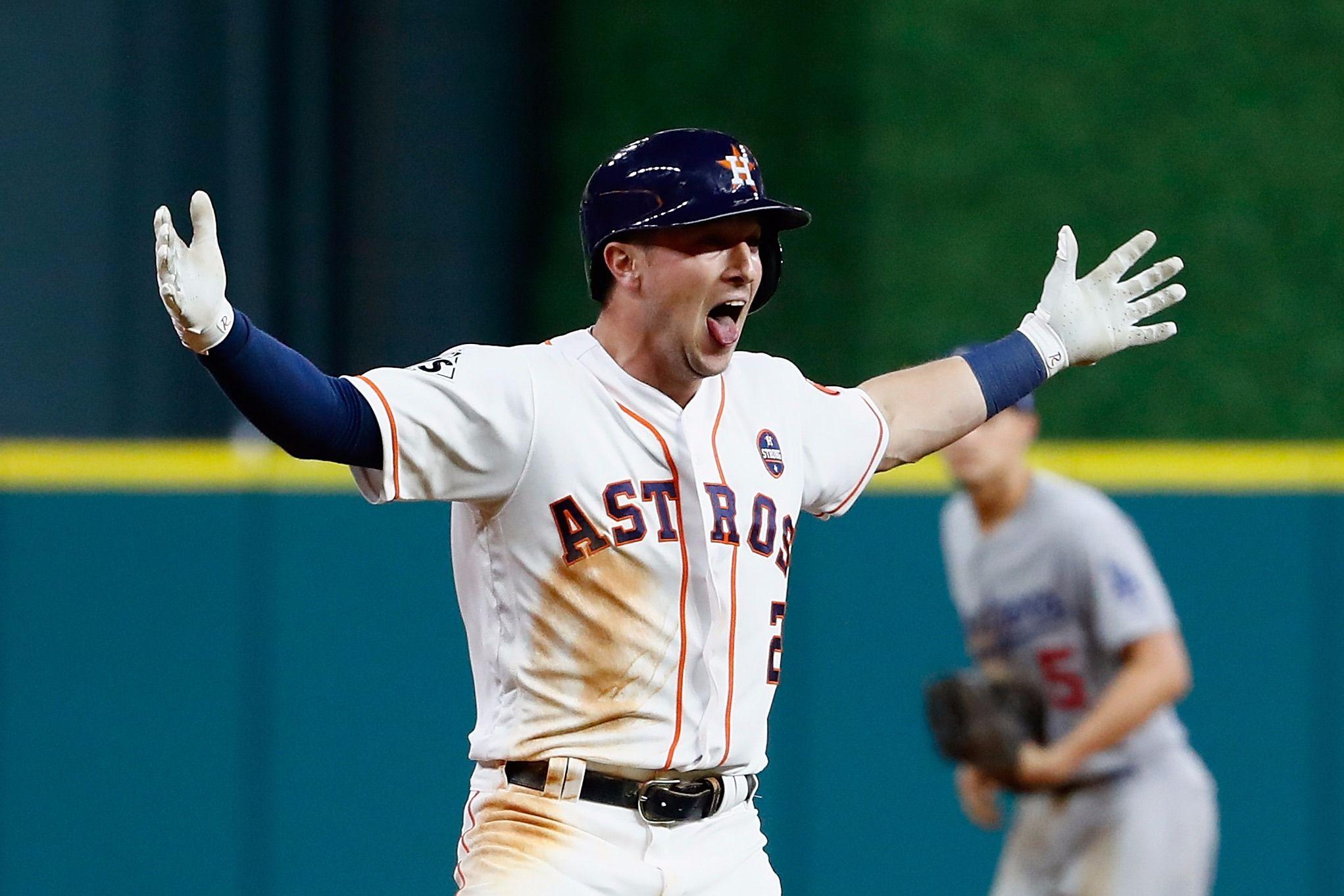 promo code 3b61b 2067c Alex Bregman Is Baseball's Next Jewish Star – The Forward