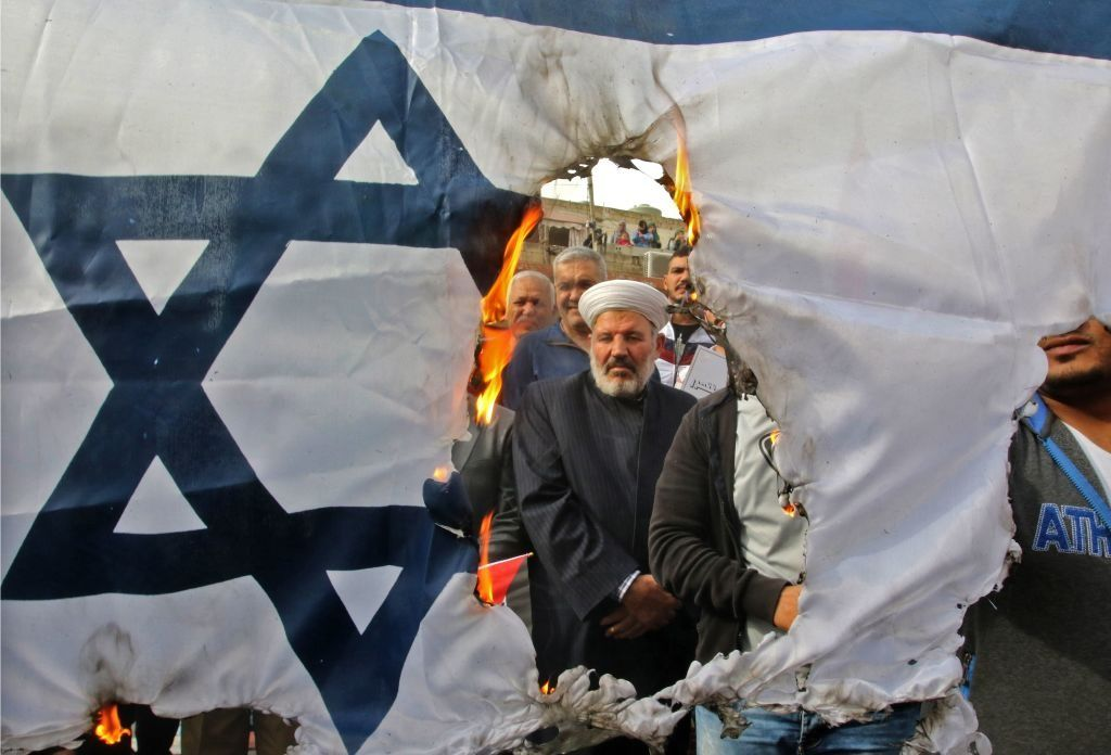 Is Israel Really Surrounded By Enemies? – The Forward