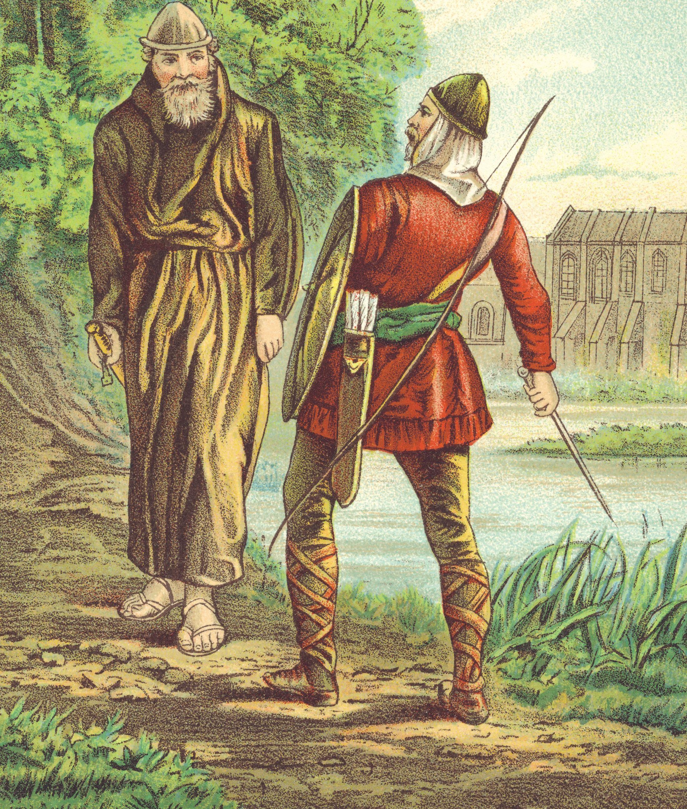 The Secret Jewish History Of Robin Hood