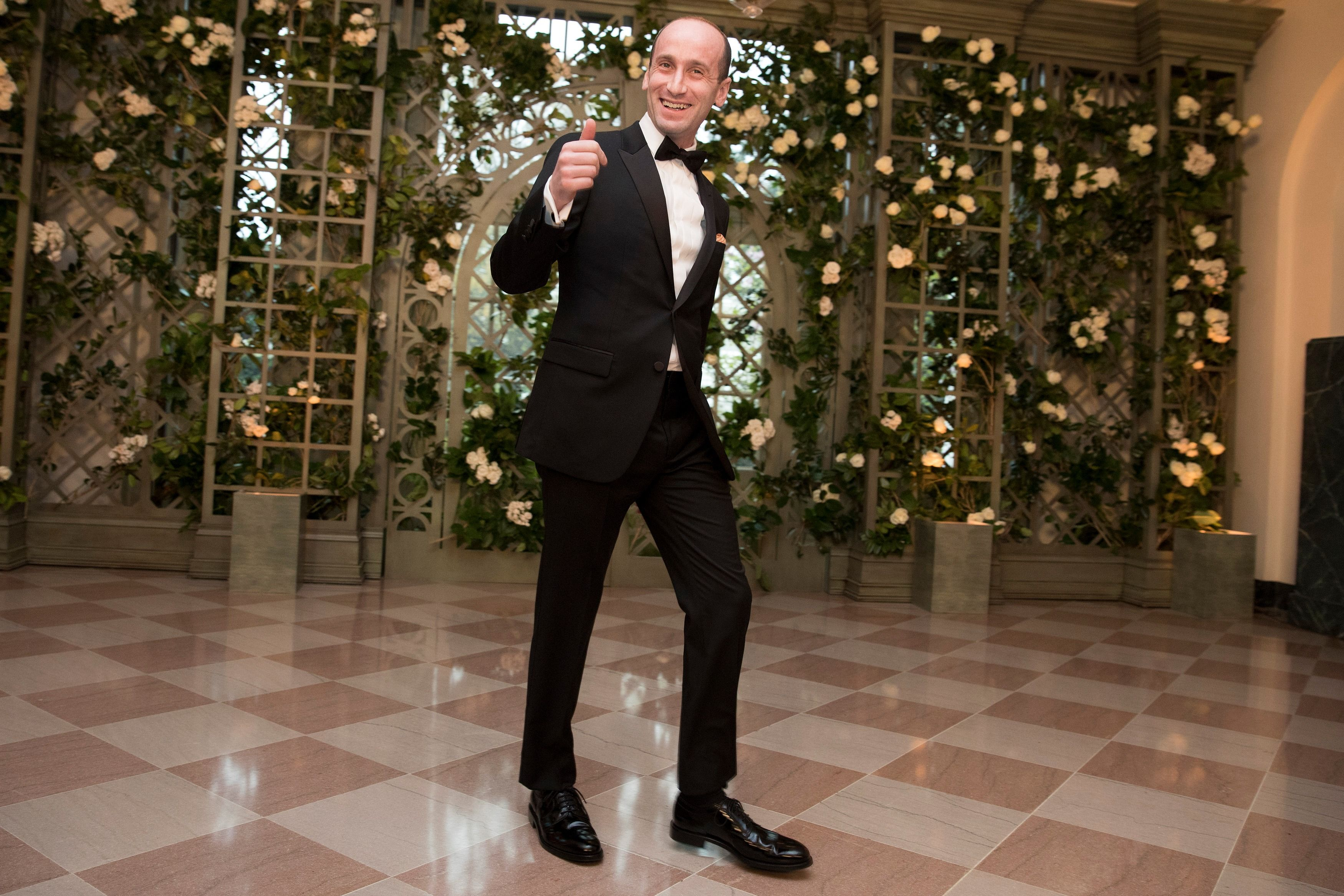 Editorial   Jews Should Disown Stephen Miller, The Architect Of Trump's Family Separation Disgrace