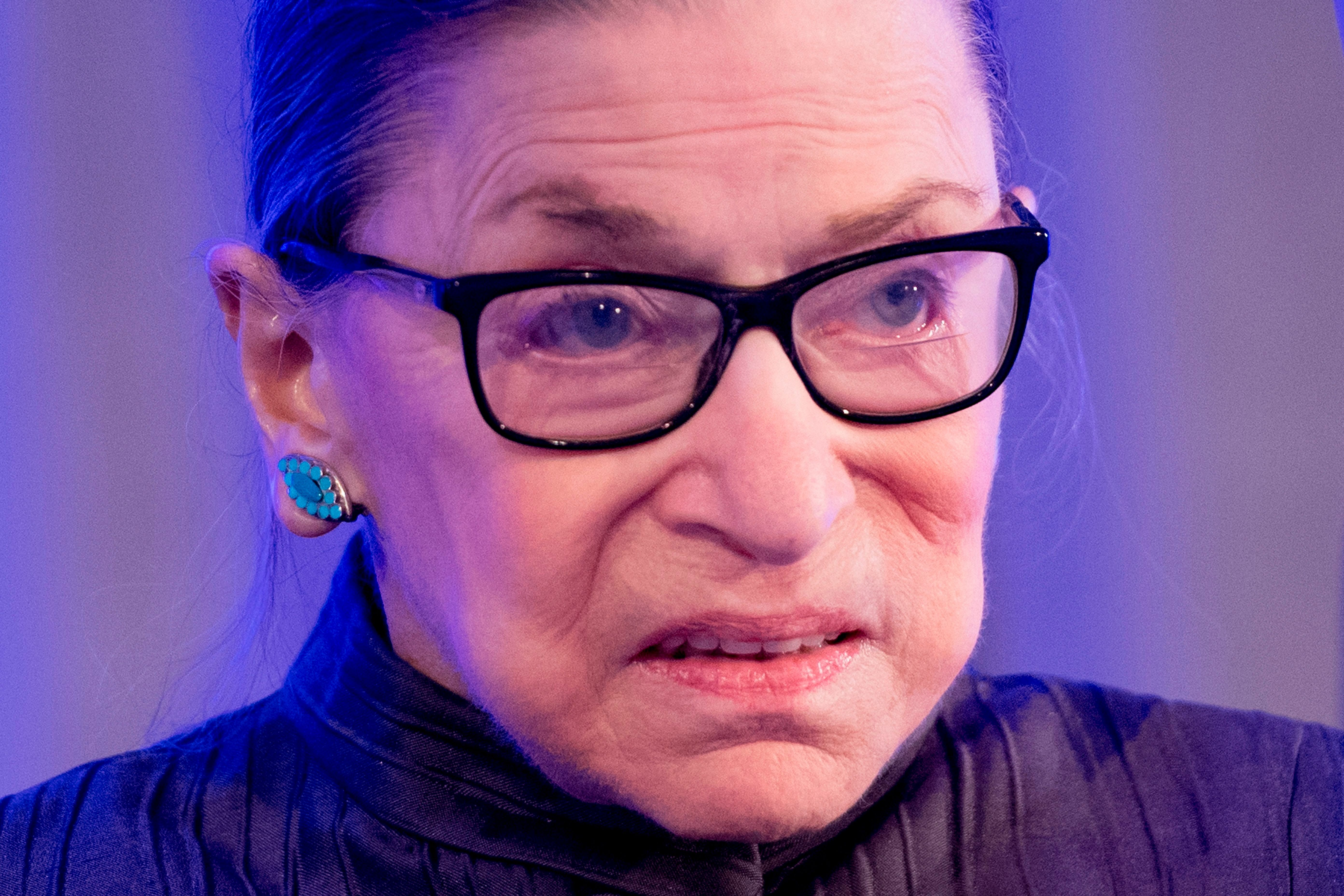 The Life of Ruth Bader Ginsburg — Strictly Scrutinized