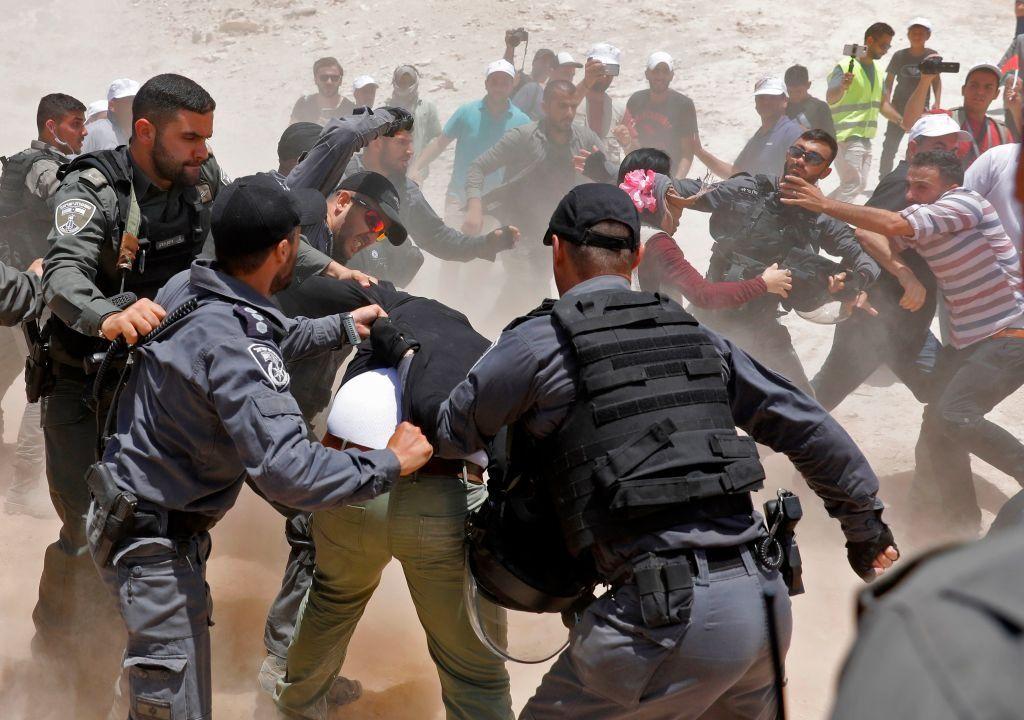 forward.com - Eid Khamis - On Sunday I Will Watch Israel Destroy My Home