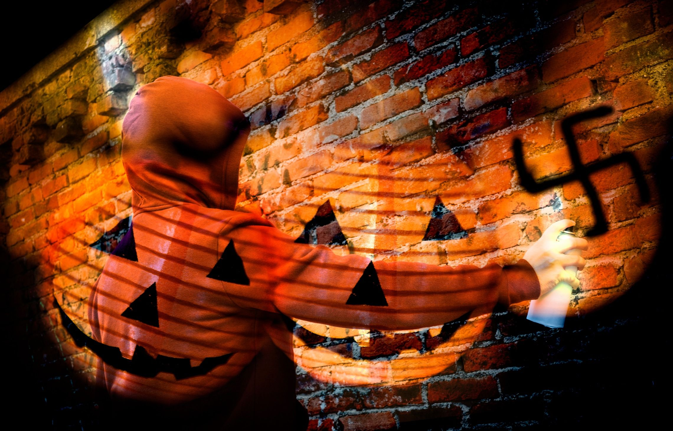 for observant jews, halloween is a night to fear — especially after