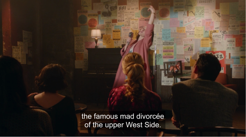 Here Are The Best Moments In Marvelous Mrs Maisel The Forward