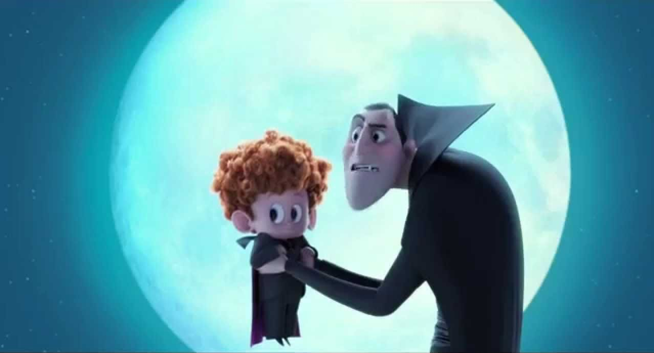 How An Orthodox 6 Year Old Became The Star Of Hotel Transylvania 2