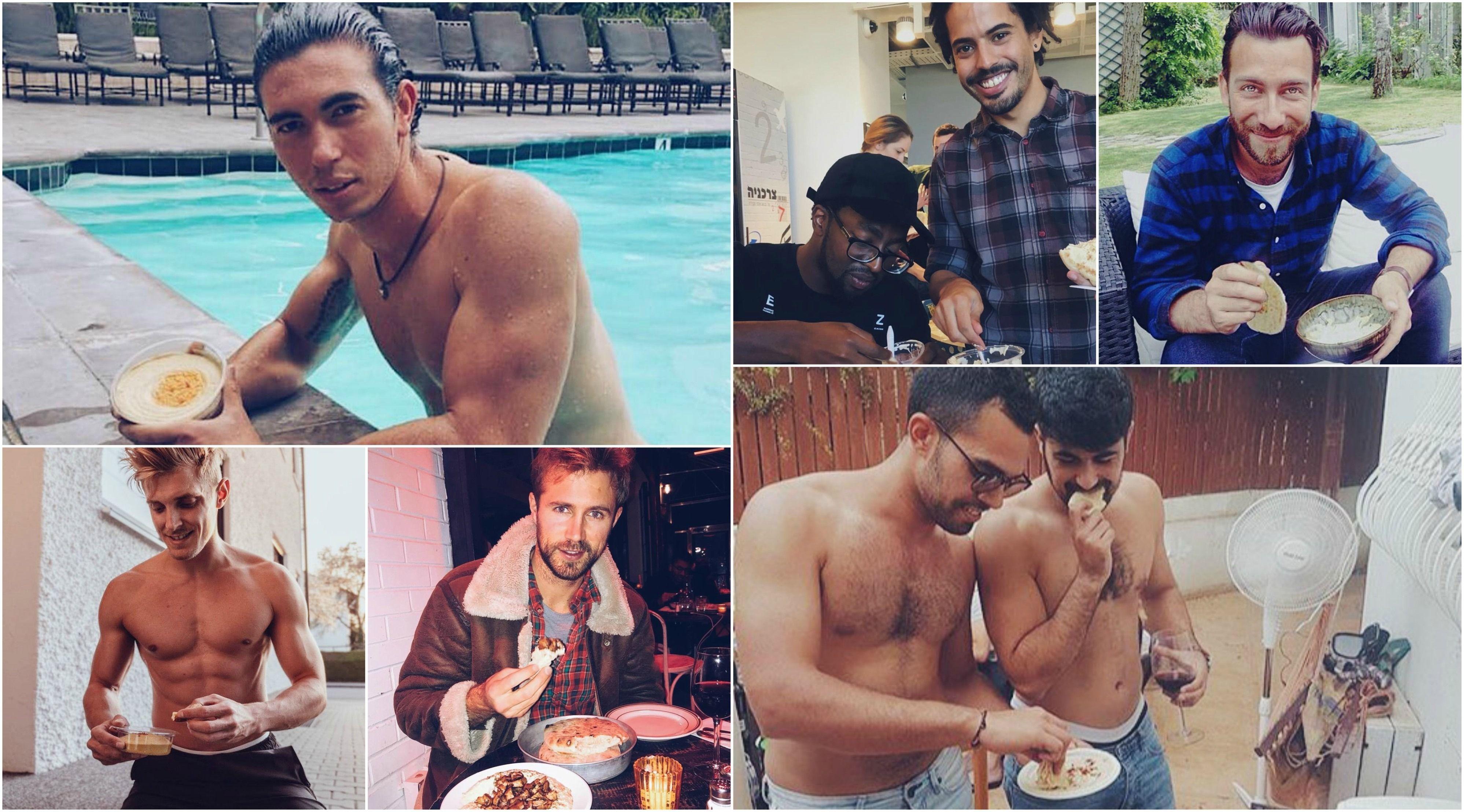 Israeli guys dating profile