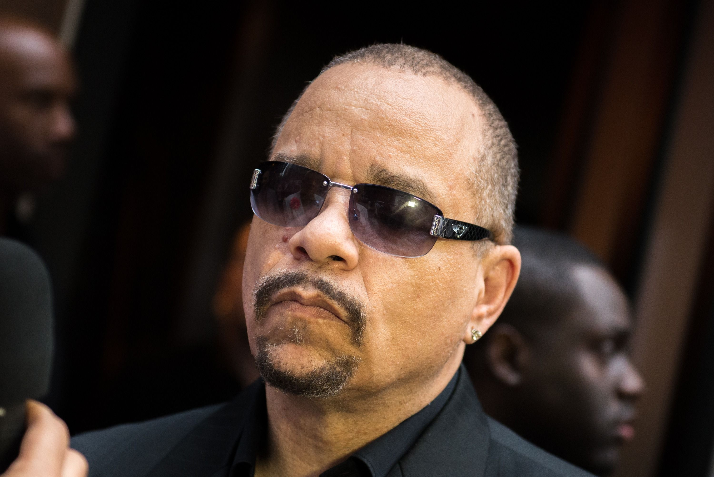Rapper Ice-T Has Never Eaten A Bagel, Thank You, And Has No Intention Of Doing So
