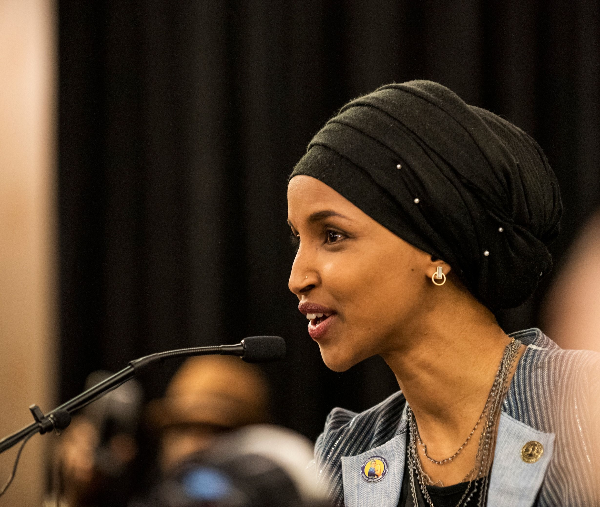Ilhan Omar Admits She Supports BDS — After Election – The ...