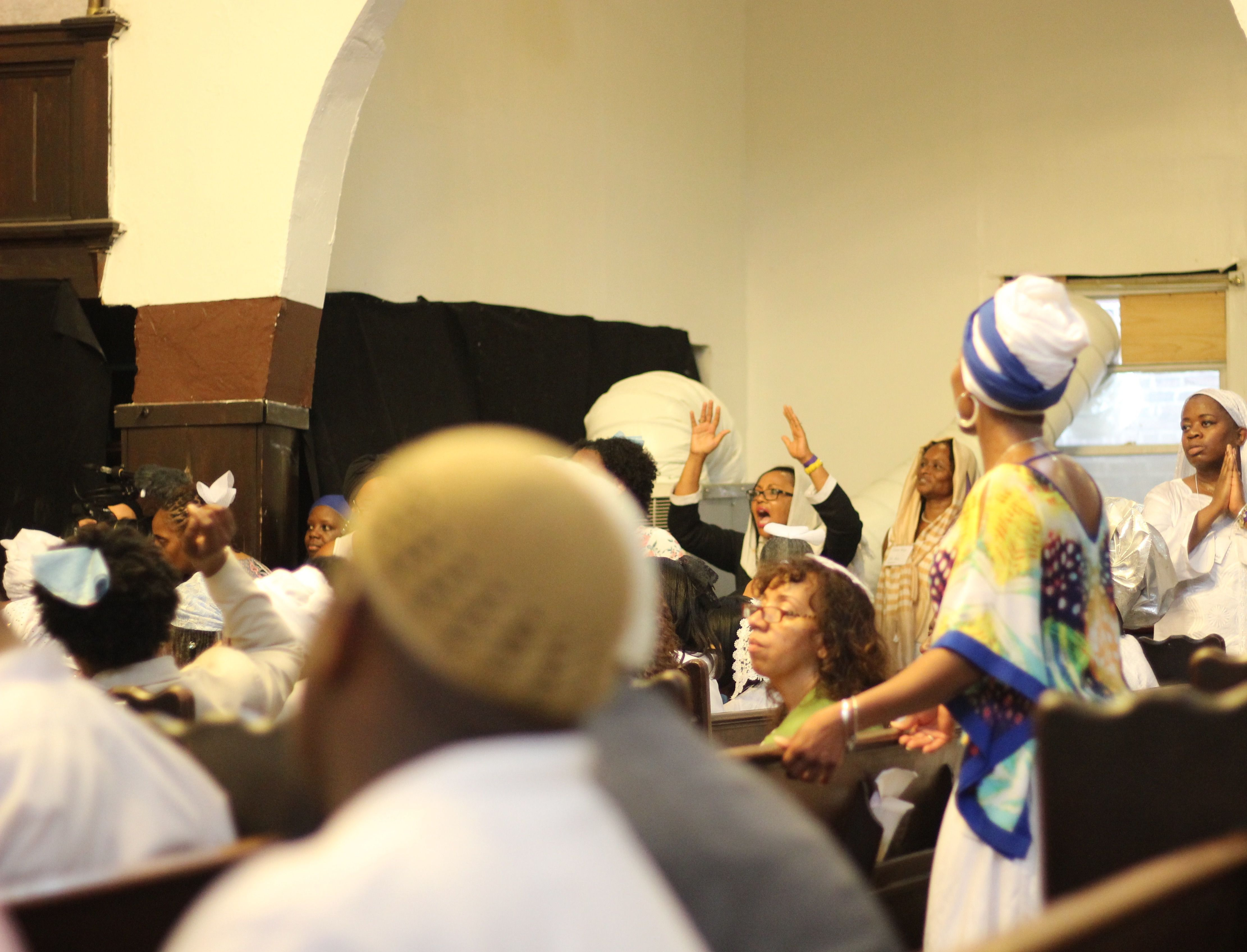 New Hebrew Israelite Chief Rabbi Capers Funnye Makes A Play For