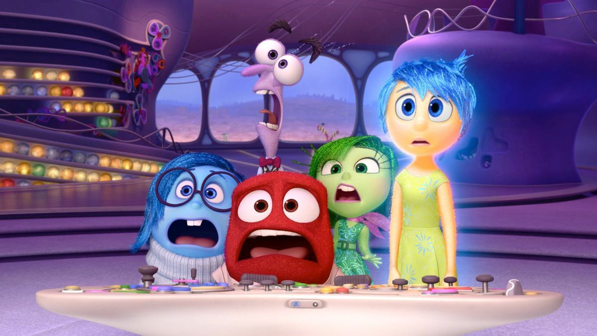 How 'Inside Out' Changed My Parenting Philosophy