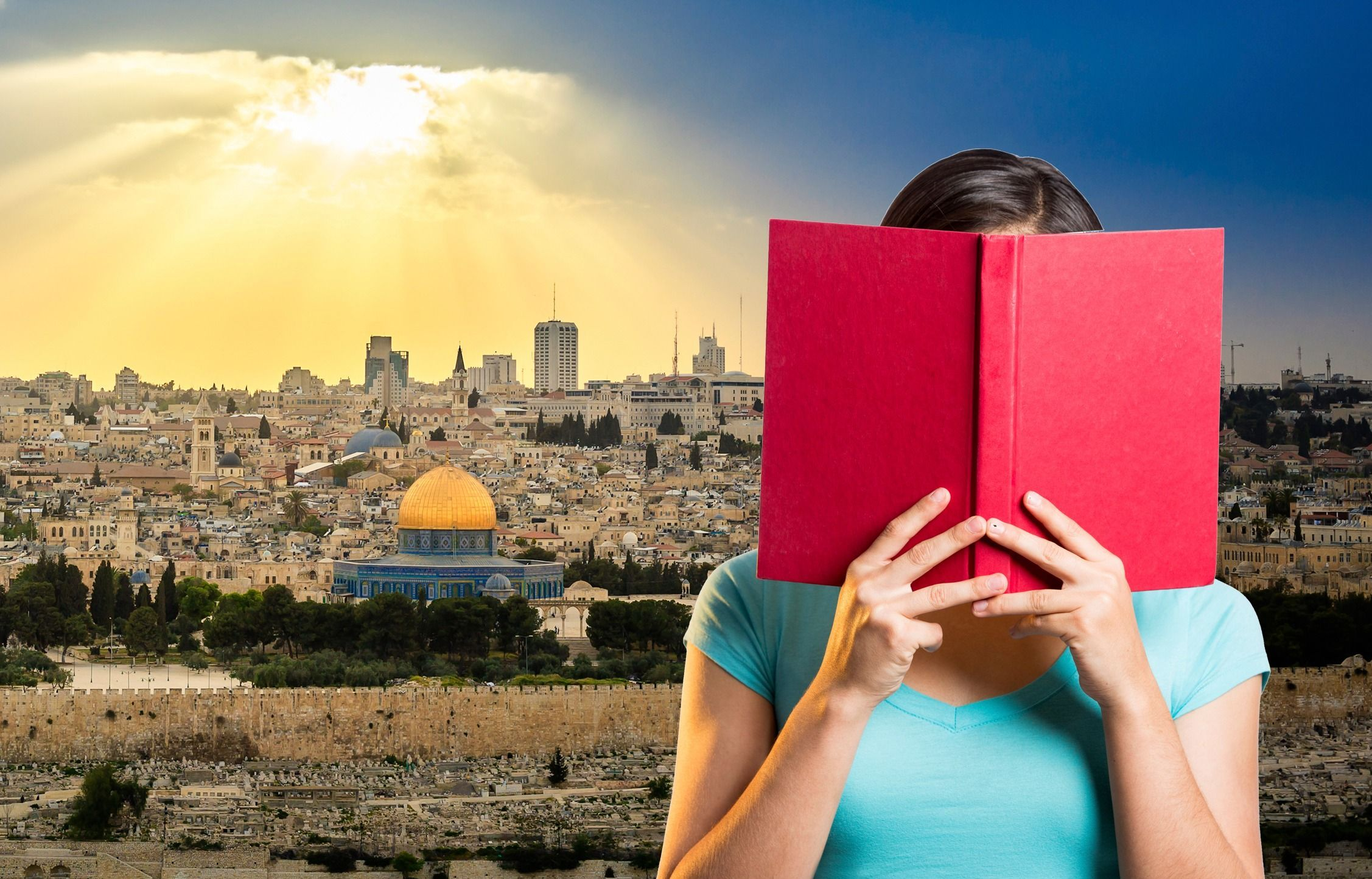 If You Want To Understand Israel, Read Its Literature