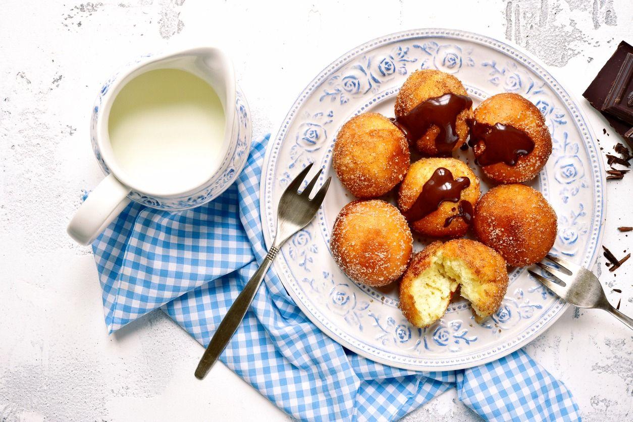 Gluten-Free Doughnuts For Hanukkah