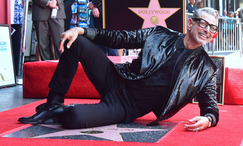 How One Stylist Turned Jeff Goldblum Into A Fit Savant