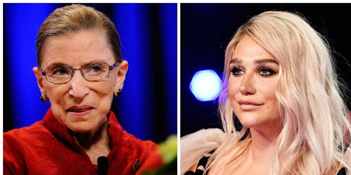 ruth bader ginsburg inspired kesha s gorgeous new song the forward
