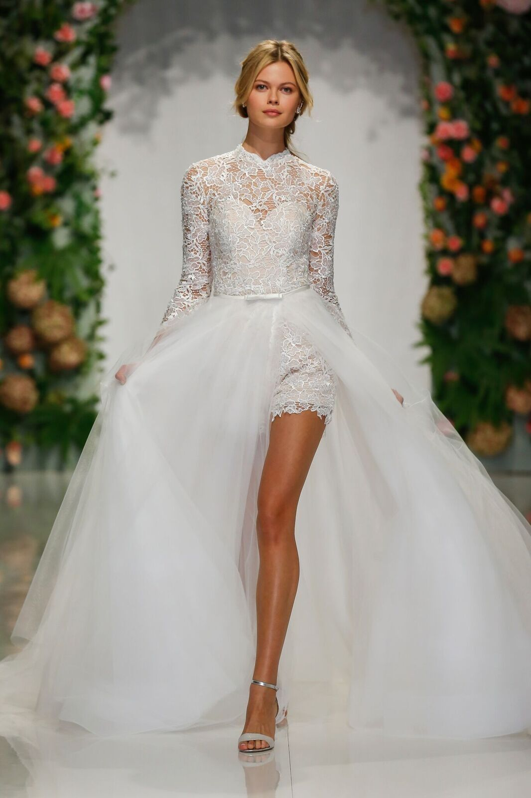 Jewish Wedding Designers Reimagine Traditional Gown – The Forward