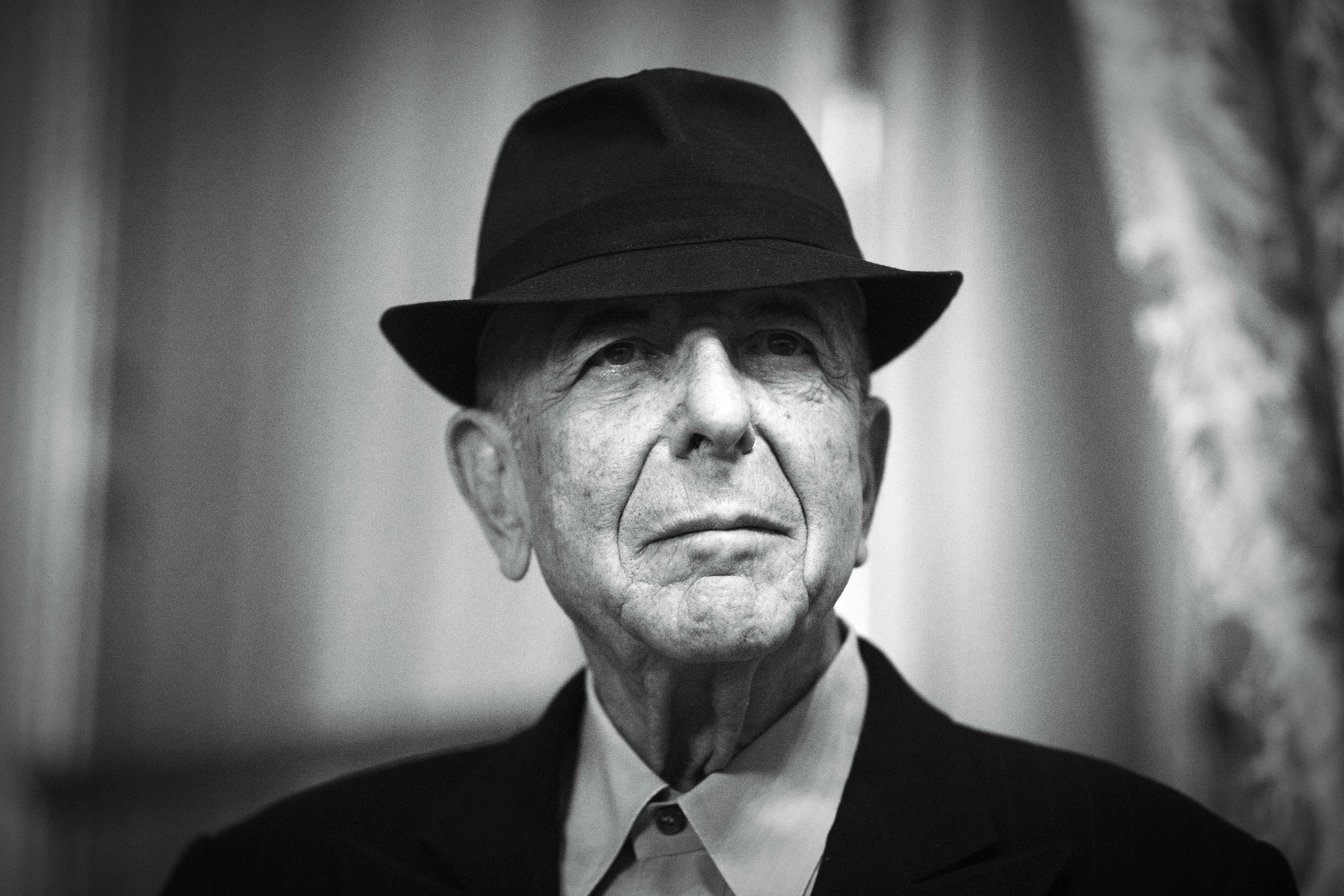Leonard Cohen Wrote Poetic Take Down Of Kanye West The Forward