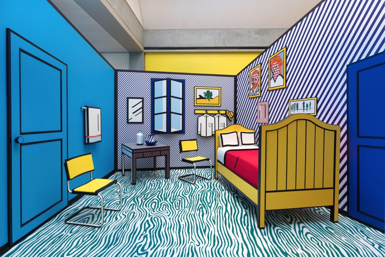 How Jewish Comic Book Heroes Inspired Roy Lichtenstein\'s Pop Art ...