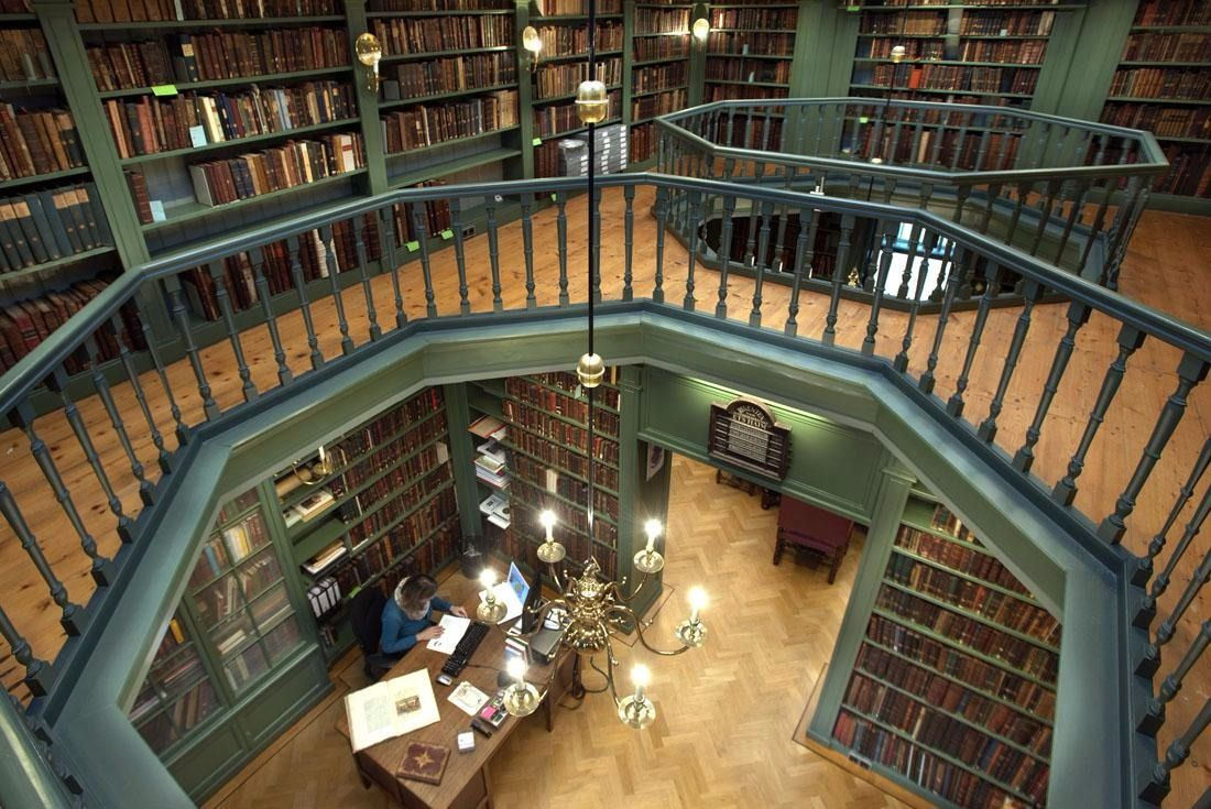 This 400-Year-Old Jewish Library Survived The Inquisition — And Hitler