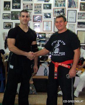 Israeli Martial Arts Gurus Duke It Out For Real – The Forward