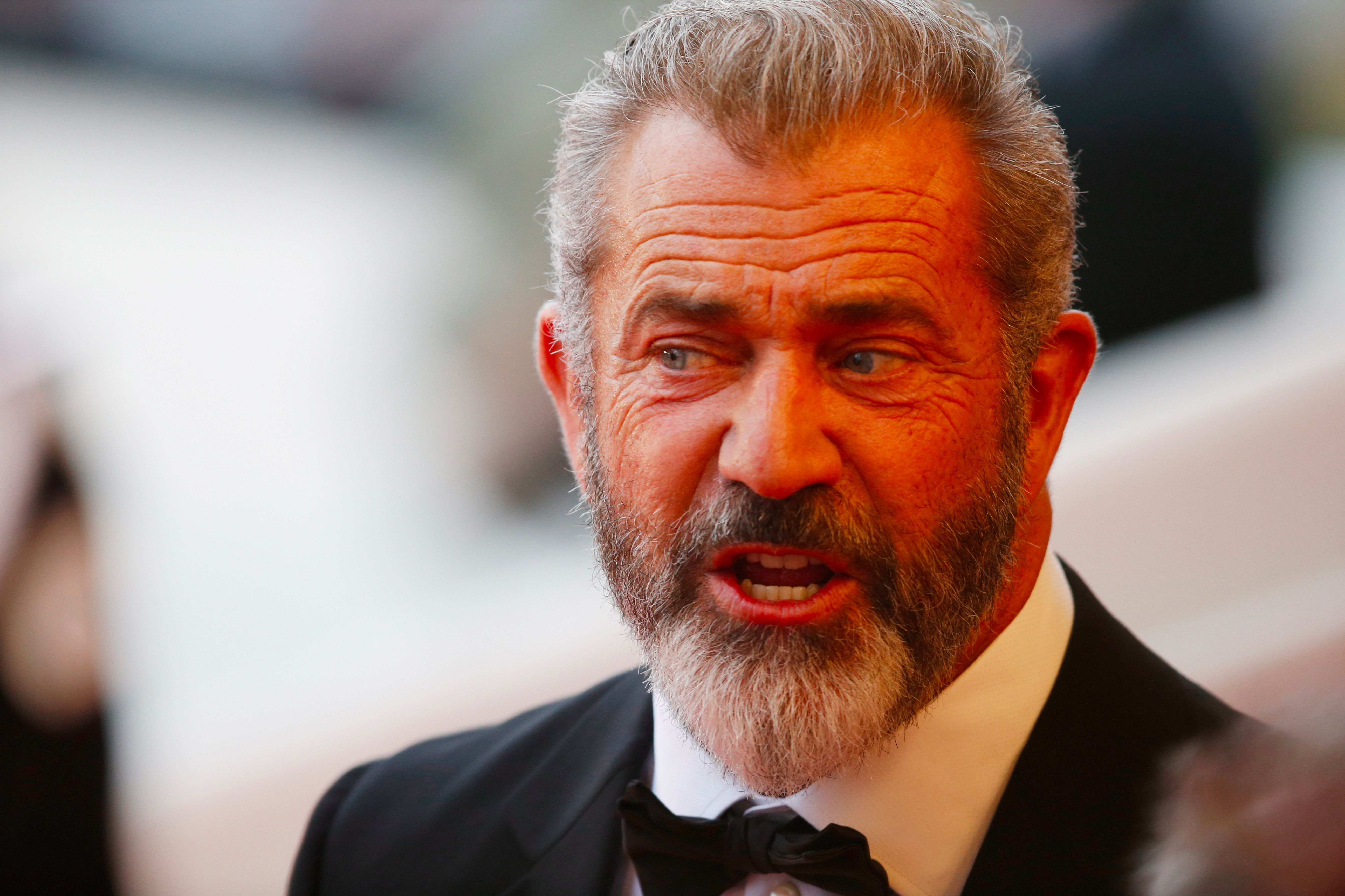 Mel Gibson was first published with a new girlfriend 04/29/2009 31