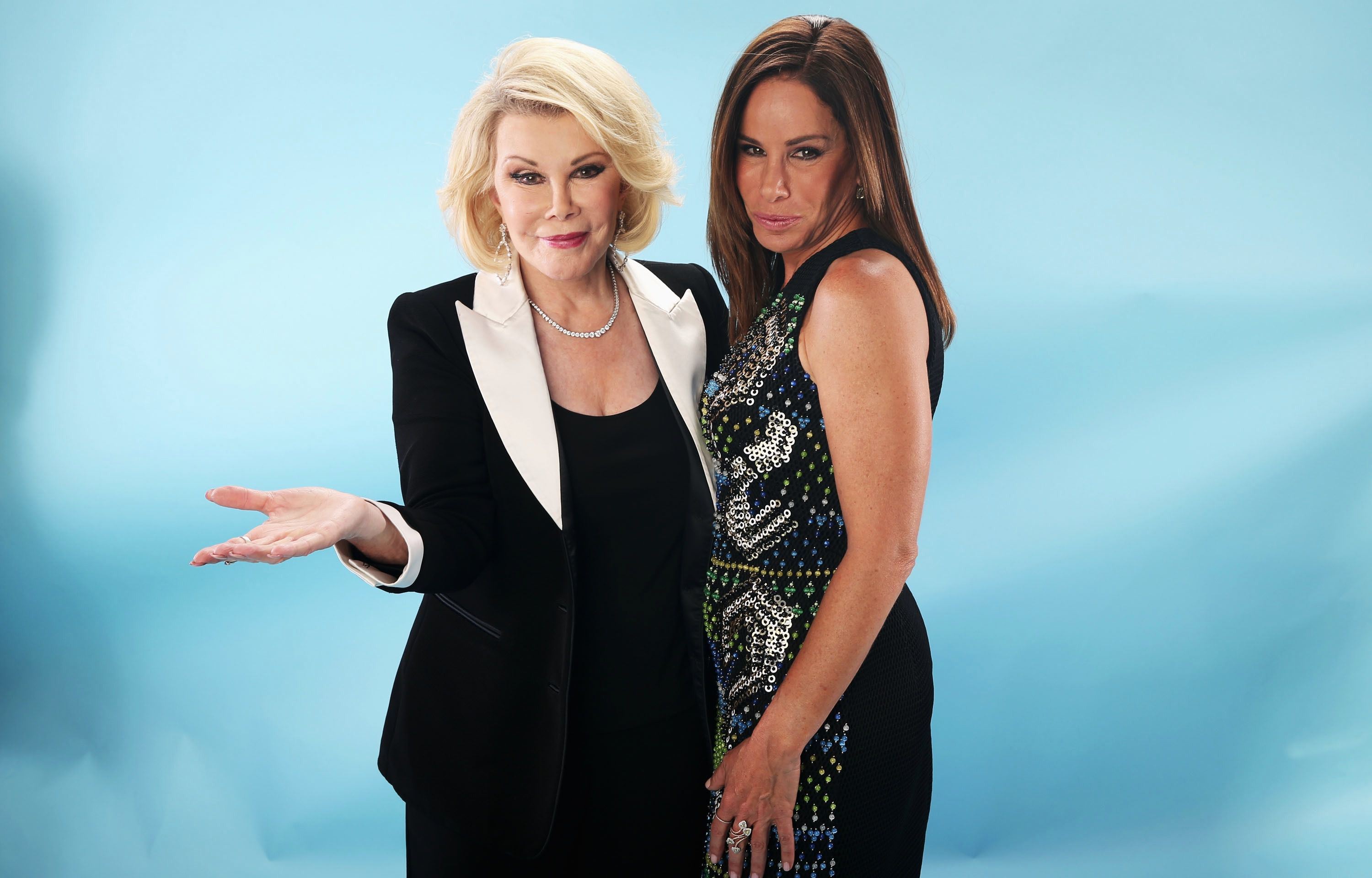 Melissa Rivers Dishes on Surreal Experience of Playing Joan Rivers ...