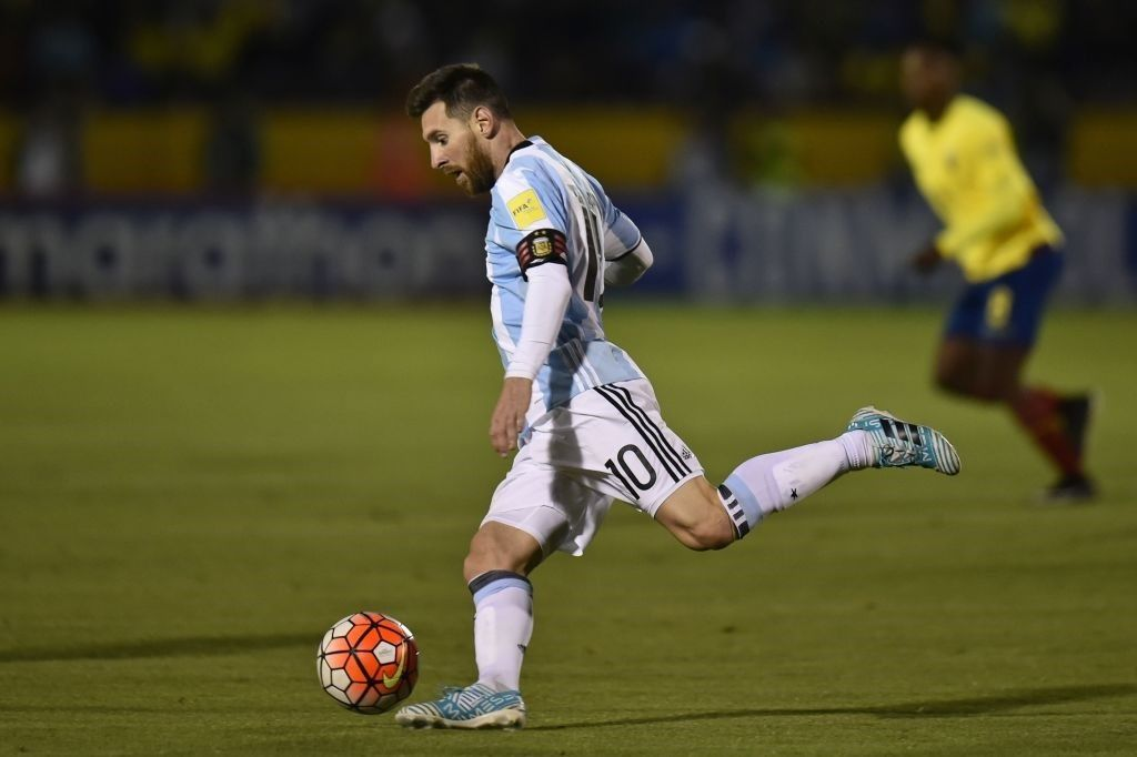 pretty nice d117b 157f5 Argentina Soccer Team Ignores BDS, Will Play In Israel – The ...