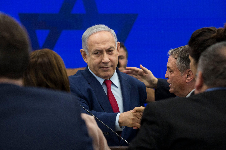 "Картинки по запросу ""Benjamin Netanyahu corruption Likud"""""