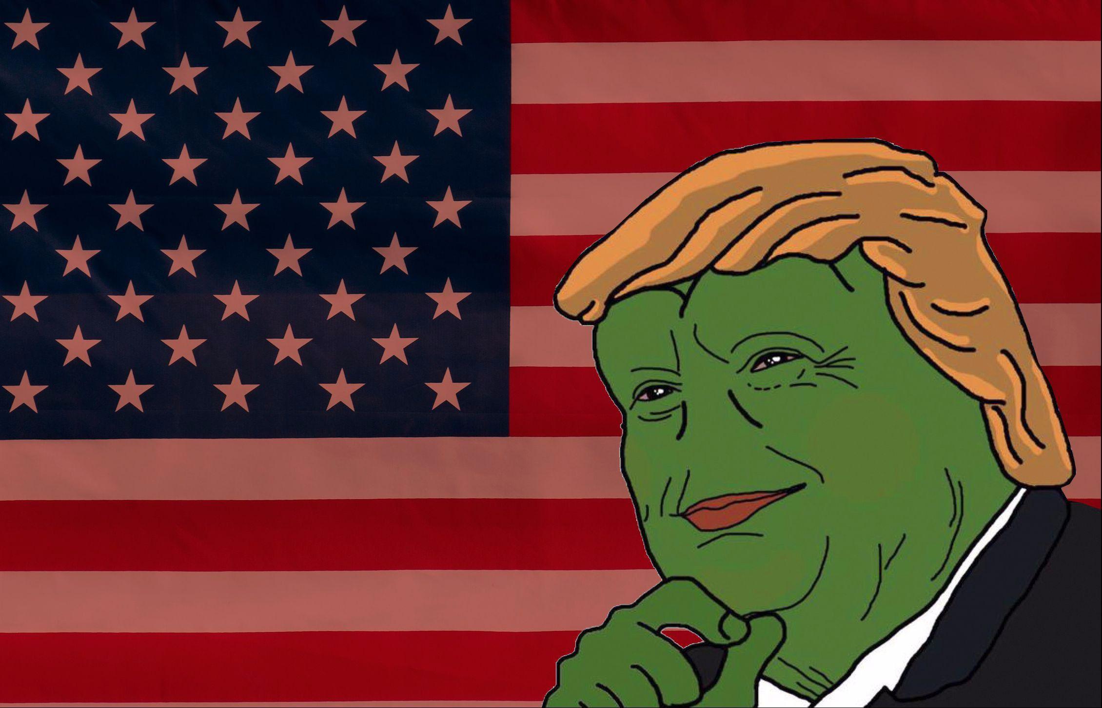 Resultado de imagen de pepe the frog controversy