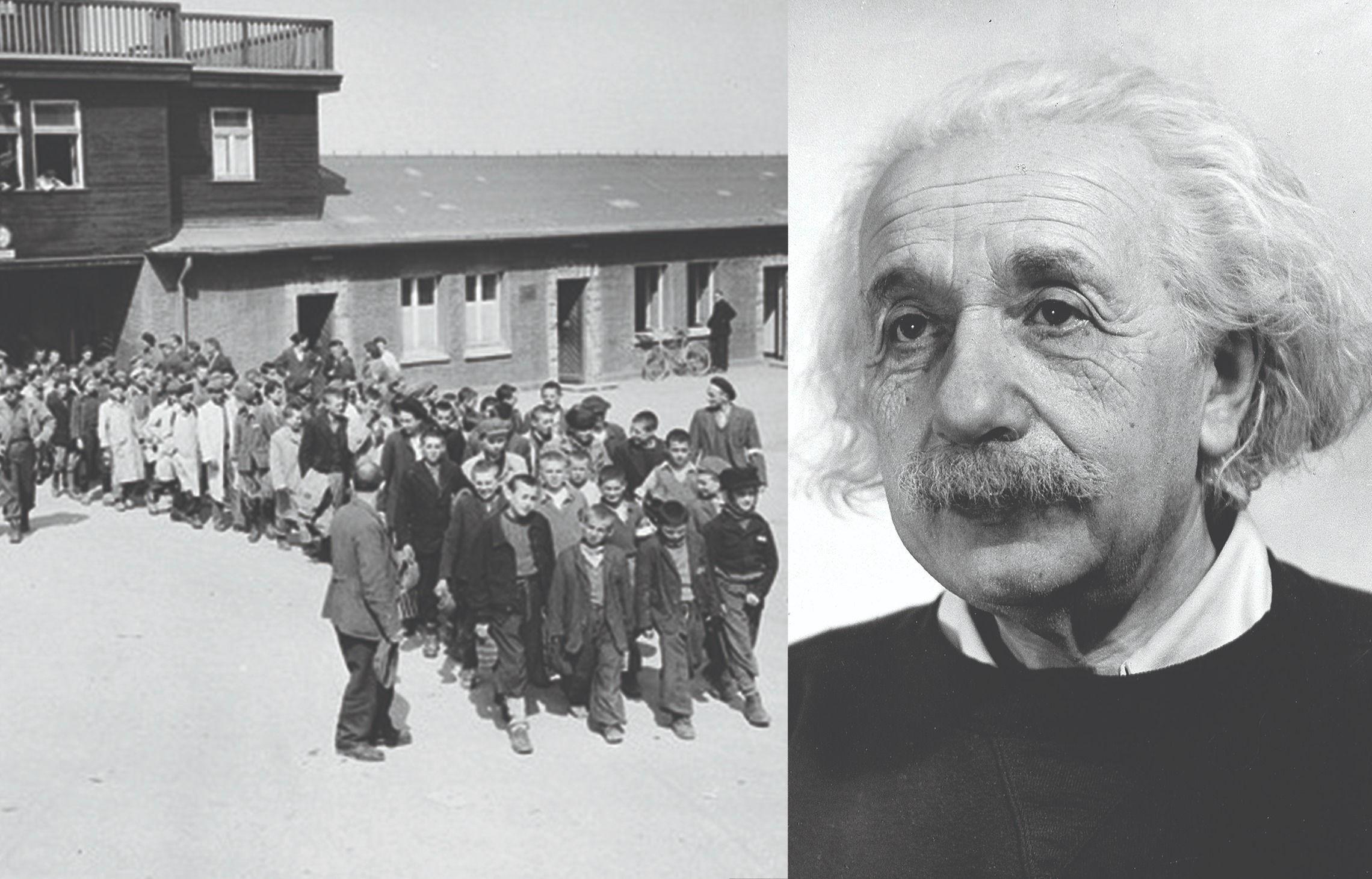 Einstein And The Rabbi Who Saved The Boys Of Buchenwald ...