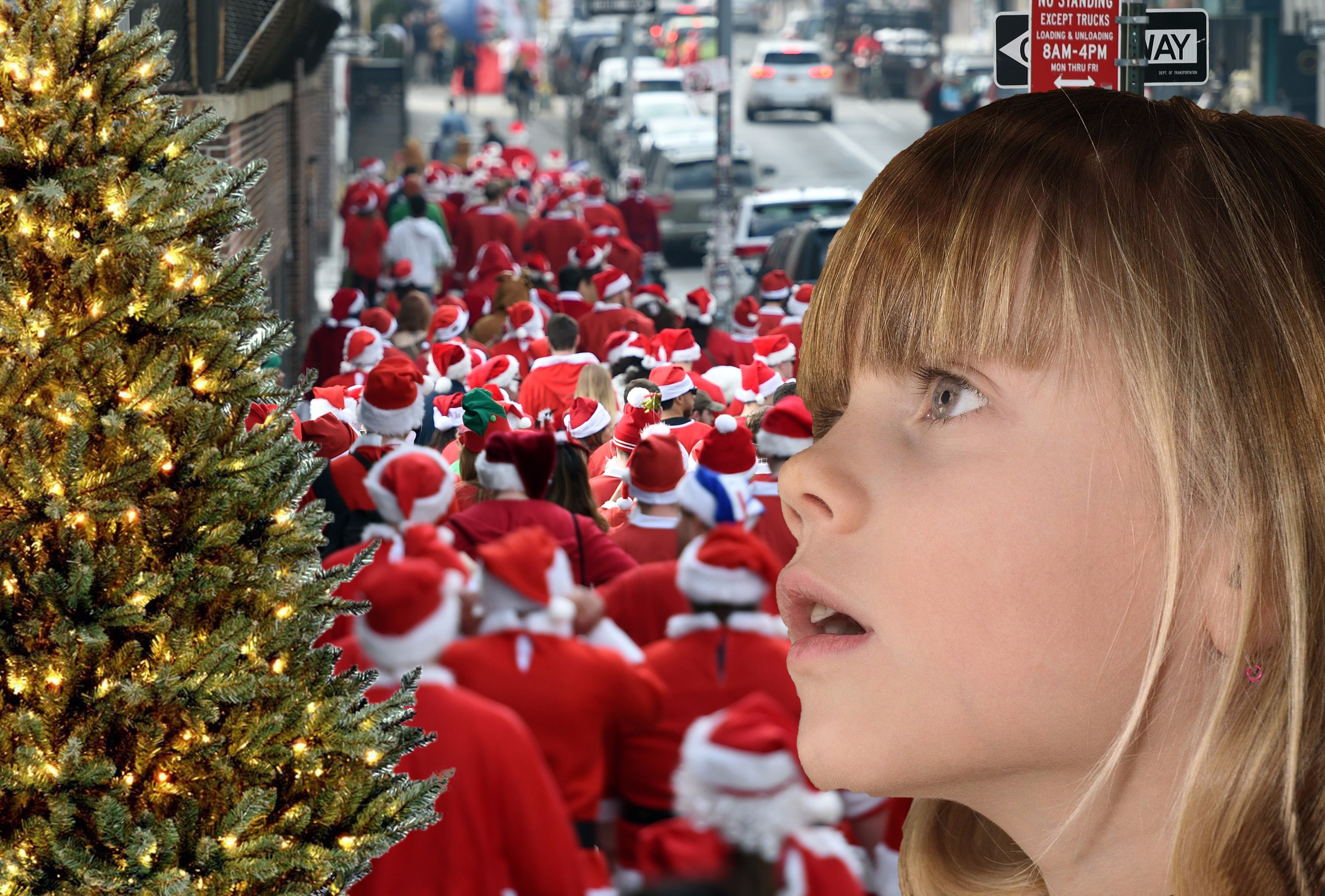 That Time My Jewish 4-Year-Old Asked for a Christmas Tree – The Forward