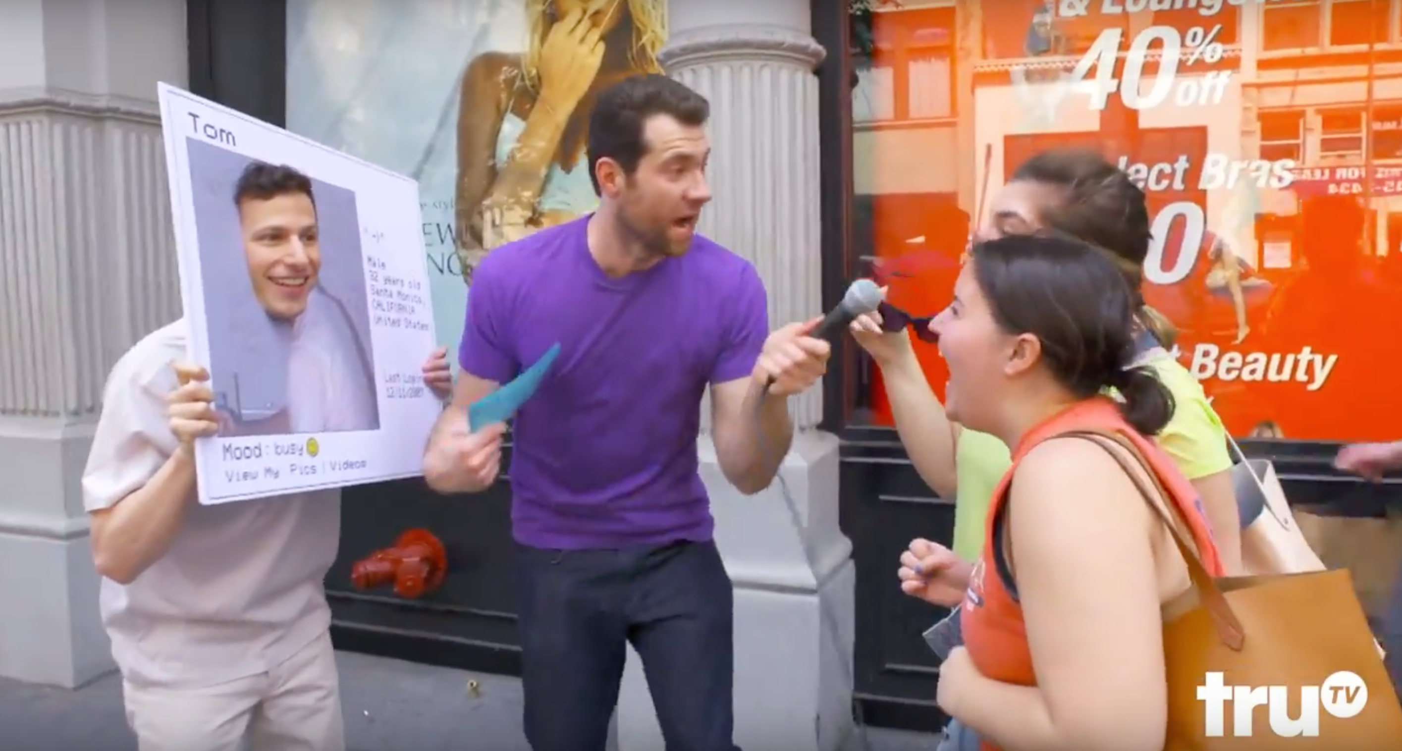 WATCH: Billy Eichner and Andy Samberg Pitch Terrible Movie Ideas to ...