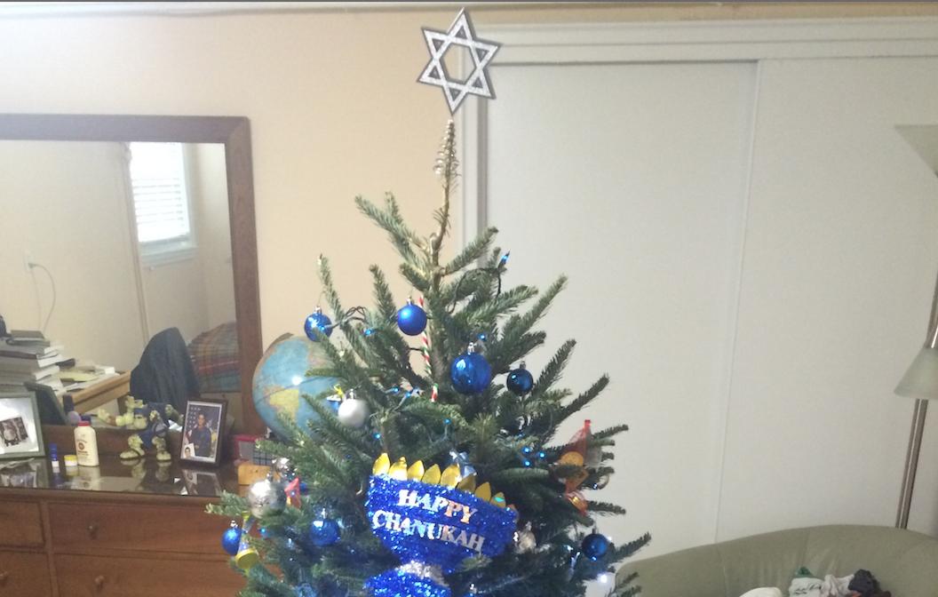 How My Subversive Hanukkah Bush Is Part of the War on Christmas ...
