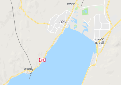 Why Doesn\'t Google Use Hebrew For Maps Of Israel? – The Forward