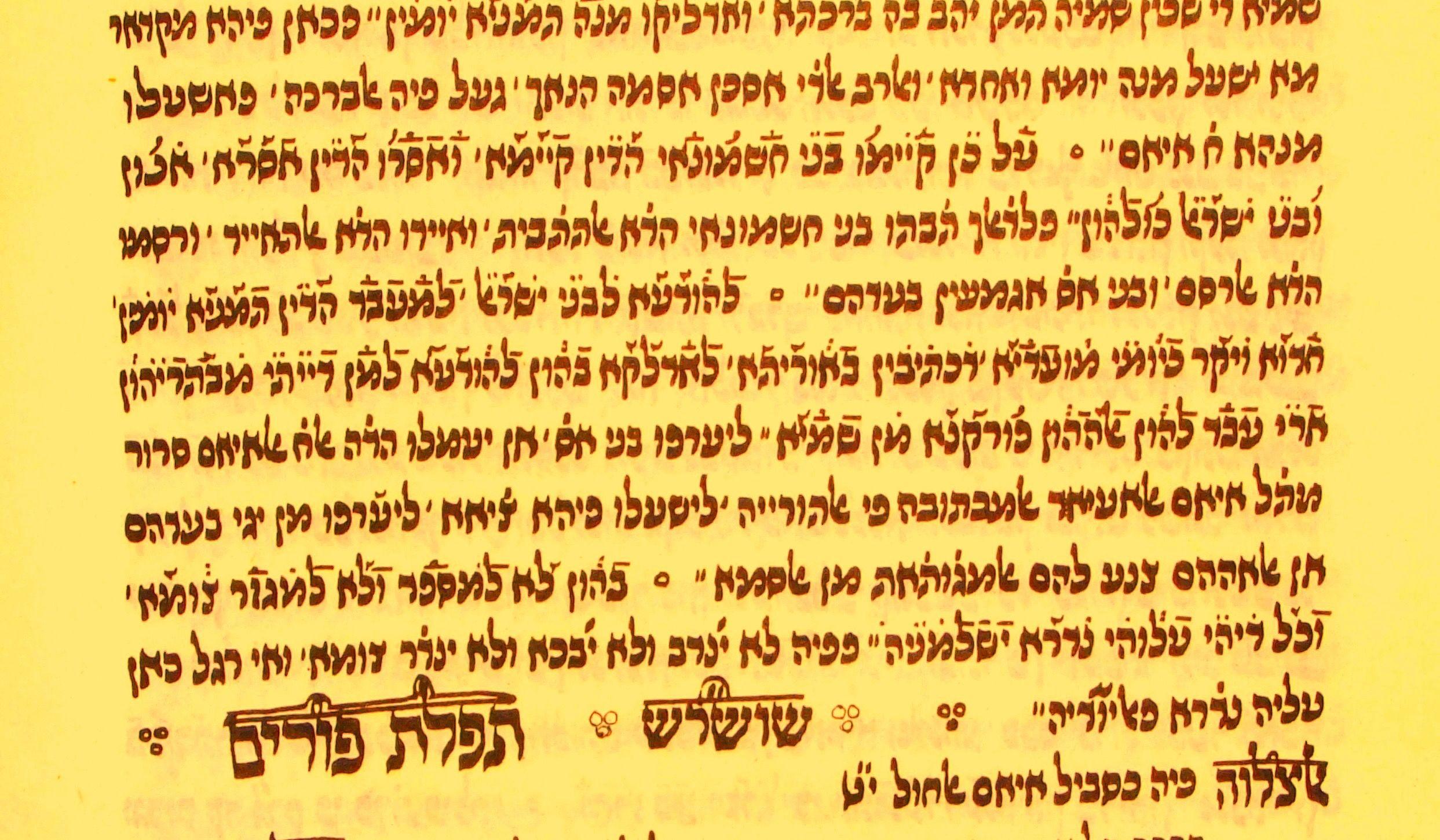 Is Hebrew The Eternal Language Of The Jews The Forward