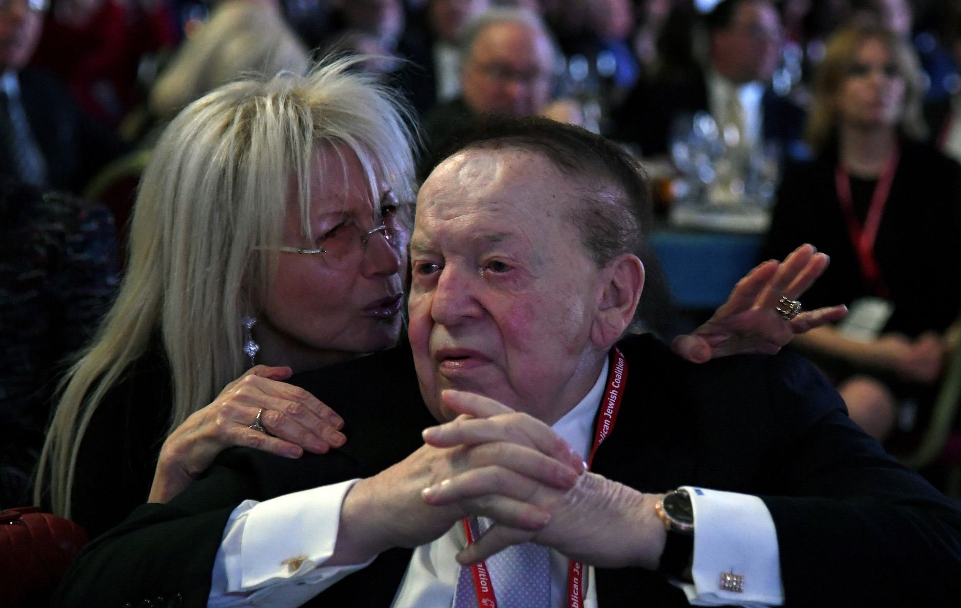 Will Sheldon Adelson's Illness Affect Jewish Groups? – The Forward