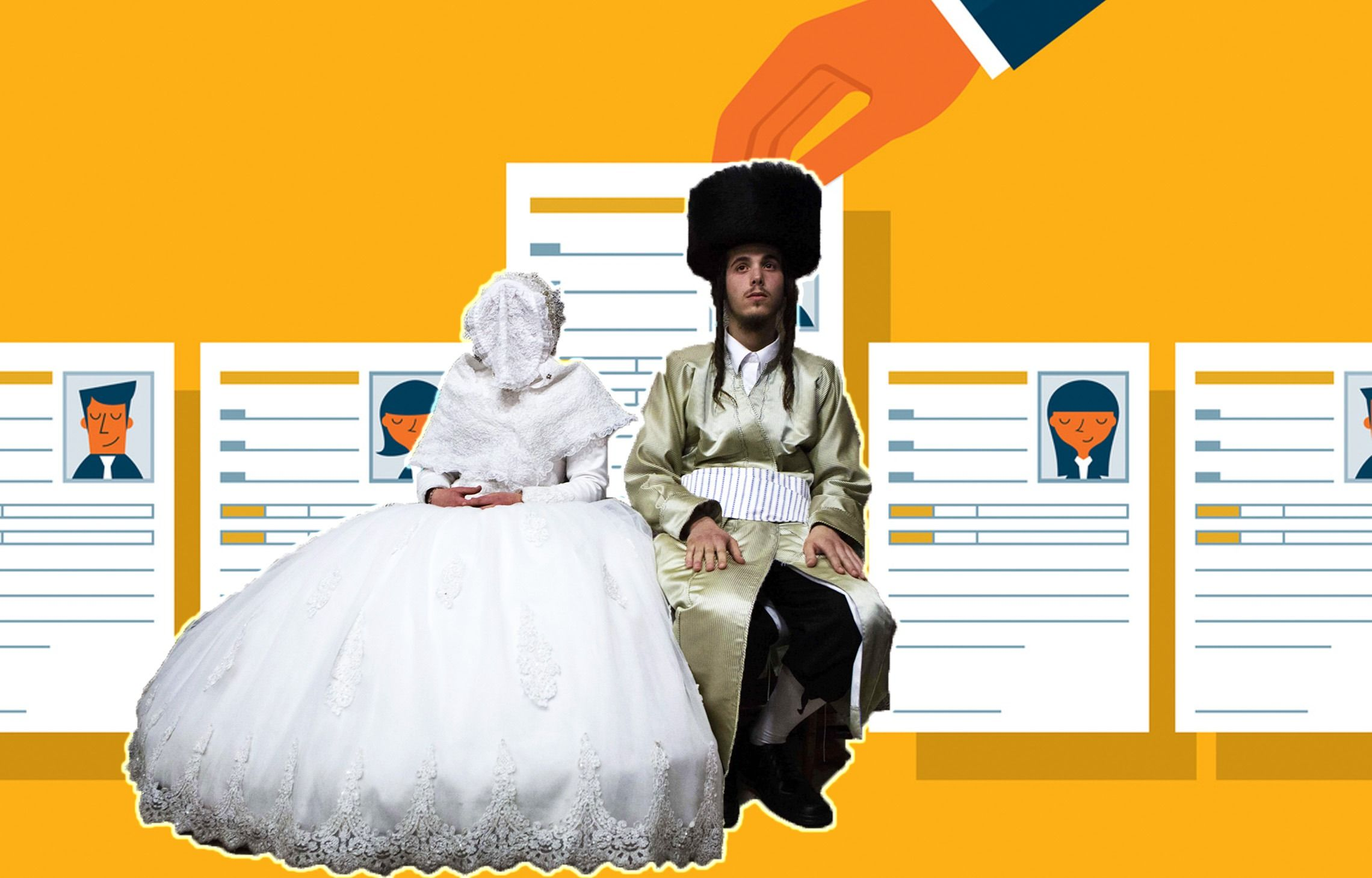Are Shidduch Resumes Best Way To Land Perfect Spouse The Forward