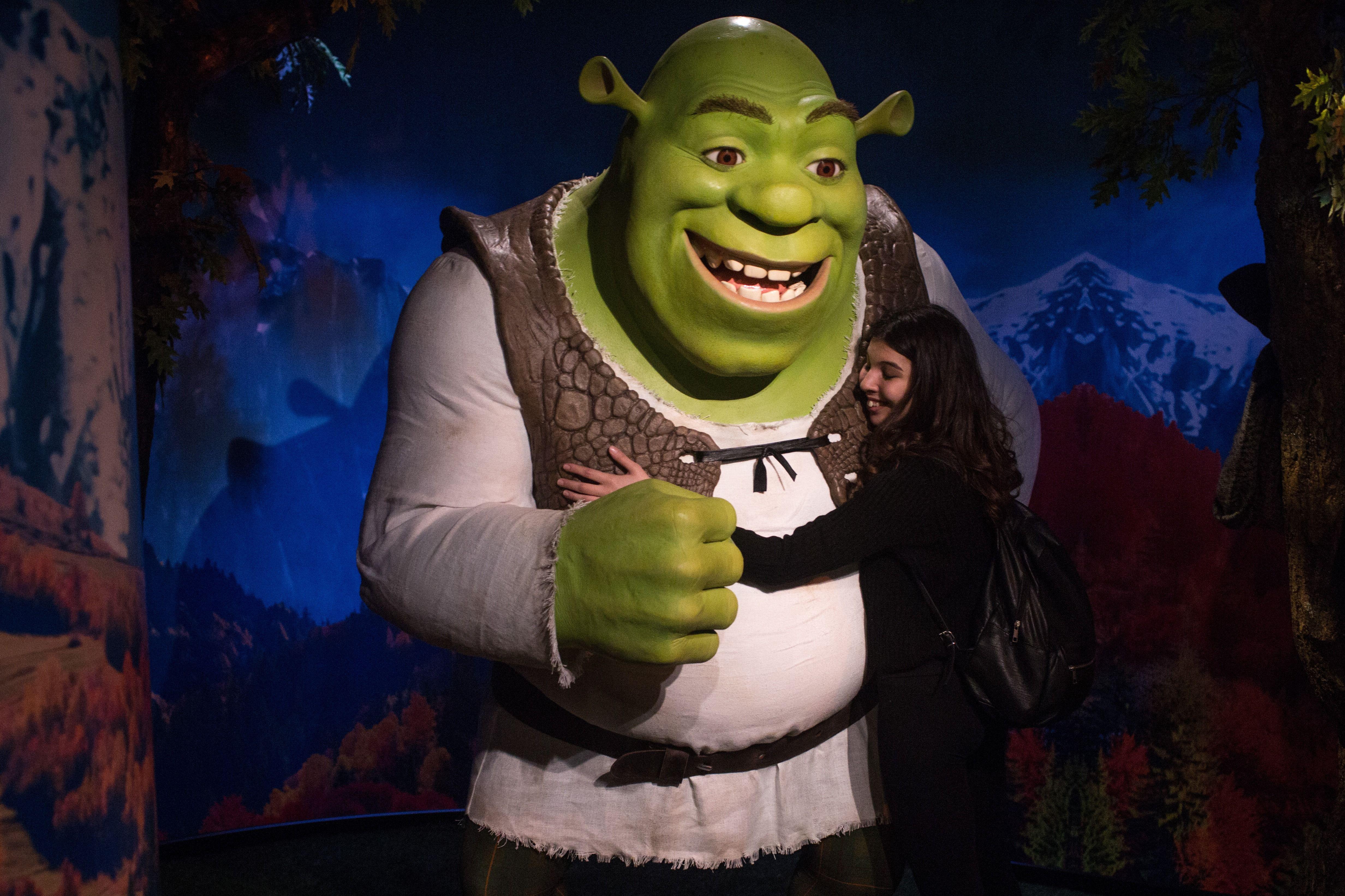 Shrek Reboot