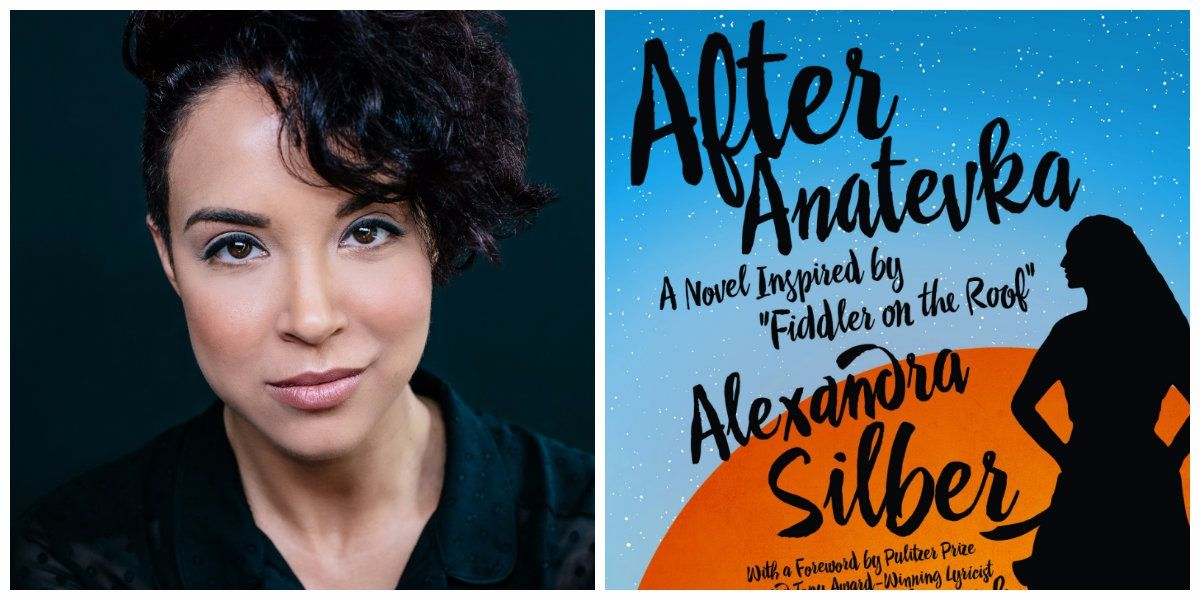 Alexandra Silber's 'Fiddler on the Roof' Novel Is Out – The