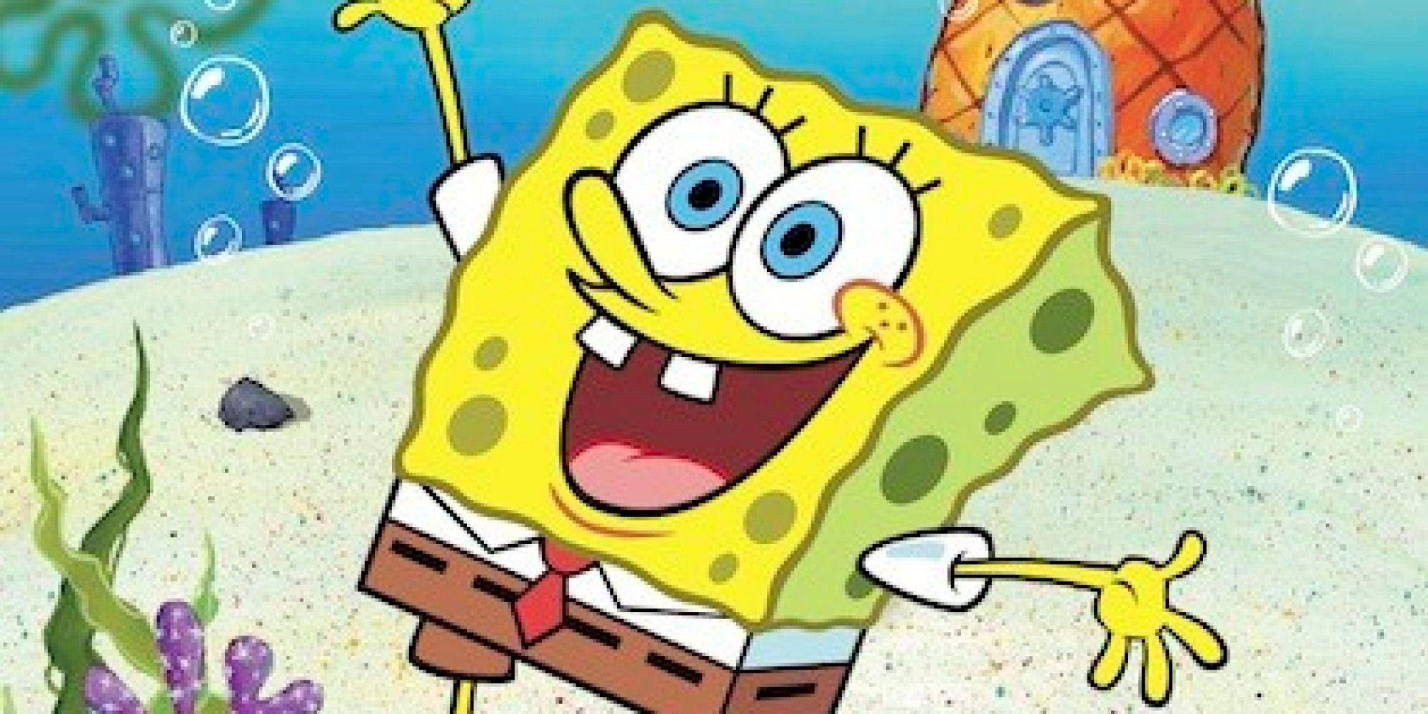 The Secret Jewish History Of Spongebob Squarepants The Forward