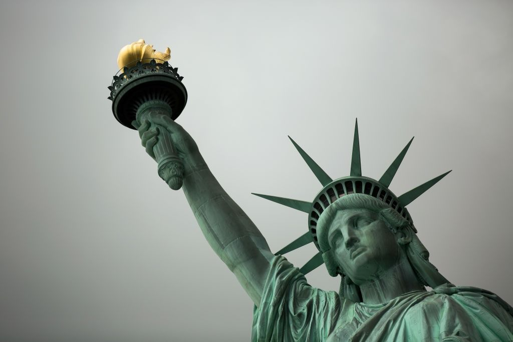 Cuccinelli Changes Emma Lazarus Statue Of Liberty Poem The