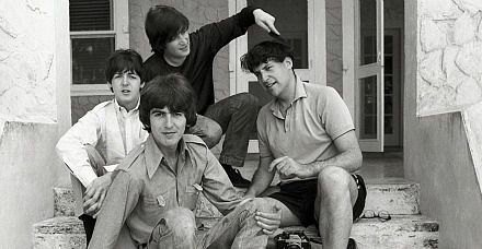 Photographer Henry Grossmans Unique Eye On The Beatles