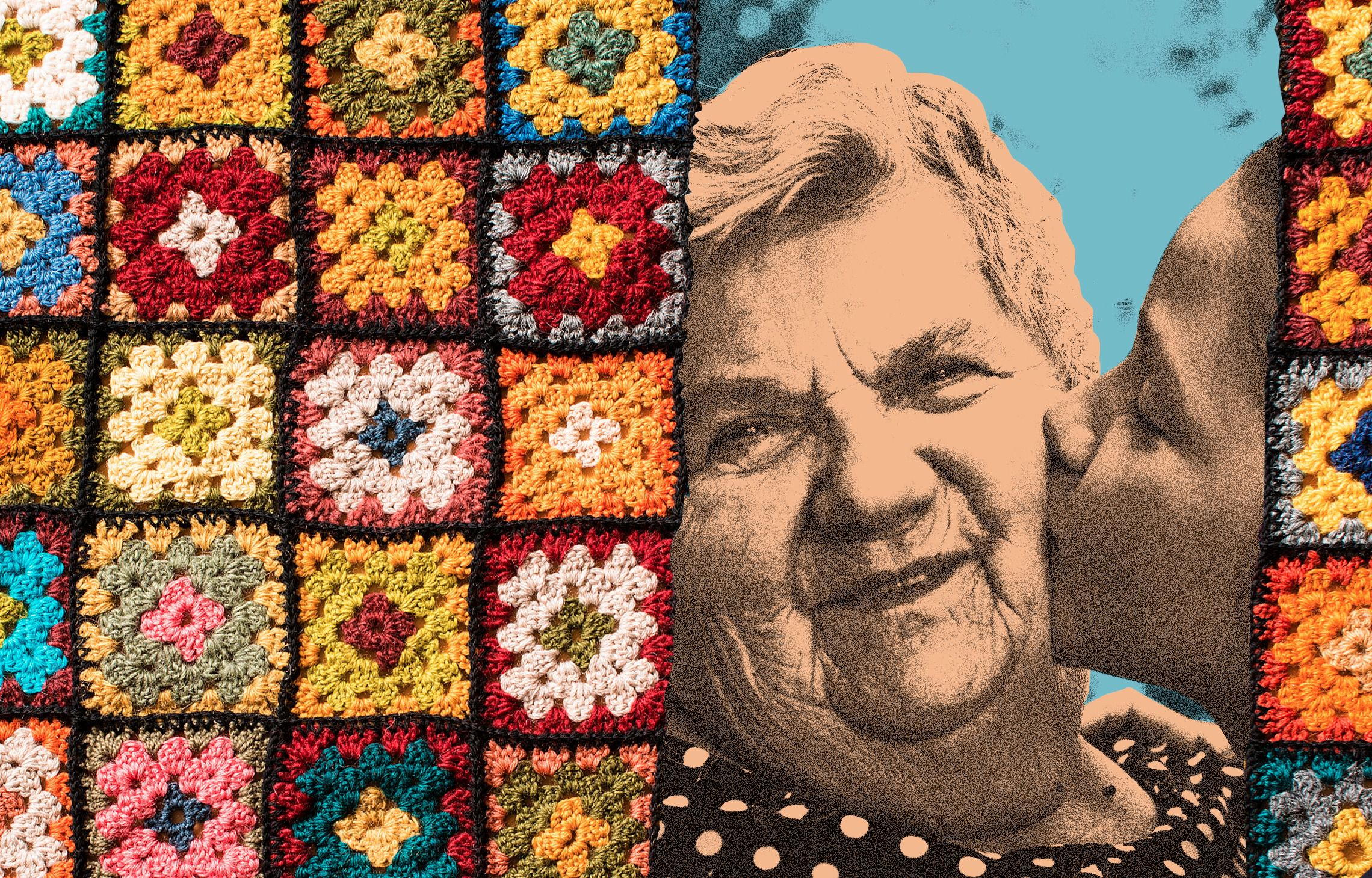 How Knitting Made My Grandmother A Grandma  The Forward How Knitting Made My Grandmother A Grandma Sample Argumentative Essay High School also Cover Letter Writing Services Uk  An Essay On Science