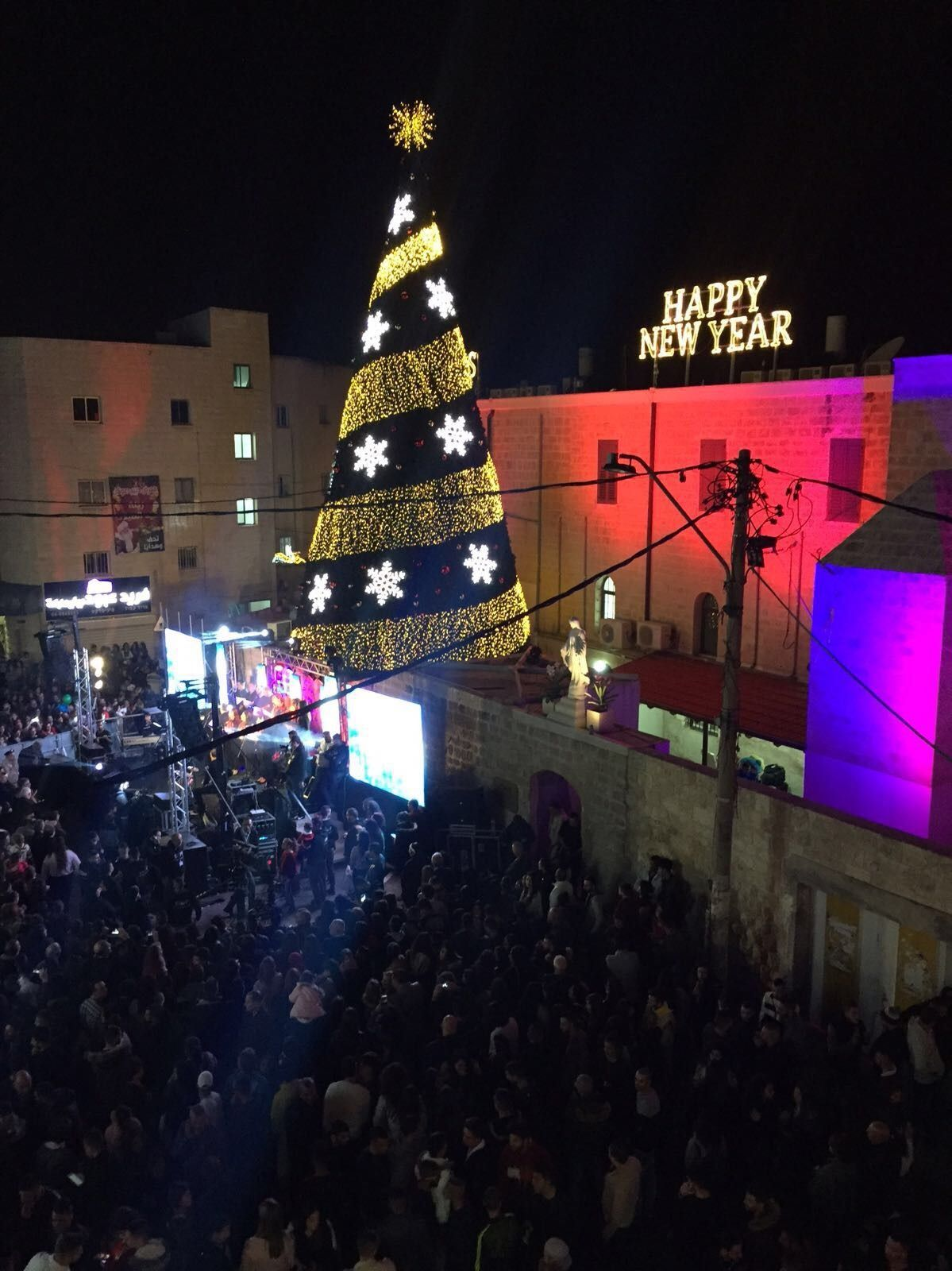Who Are The Jews Celebrating Christmas… in Israel? – The Forward