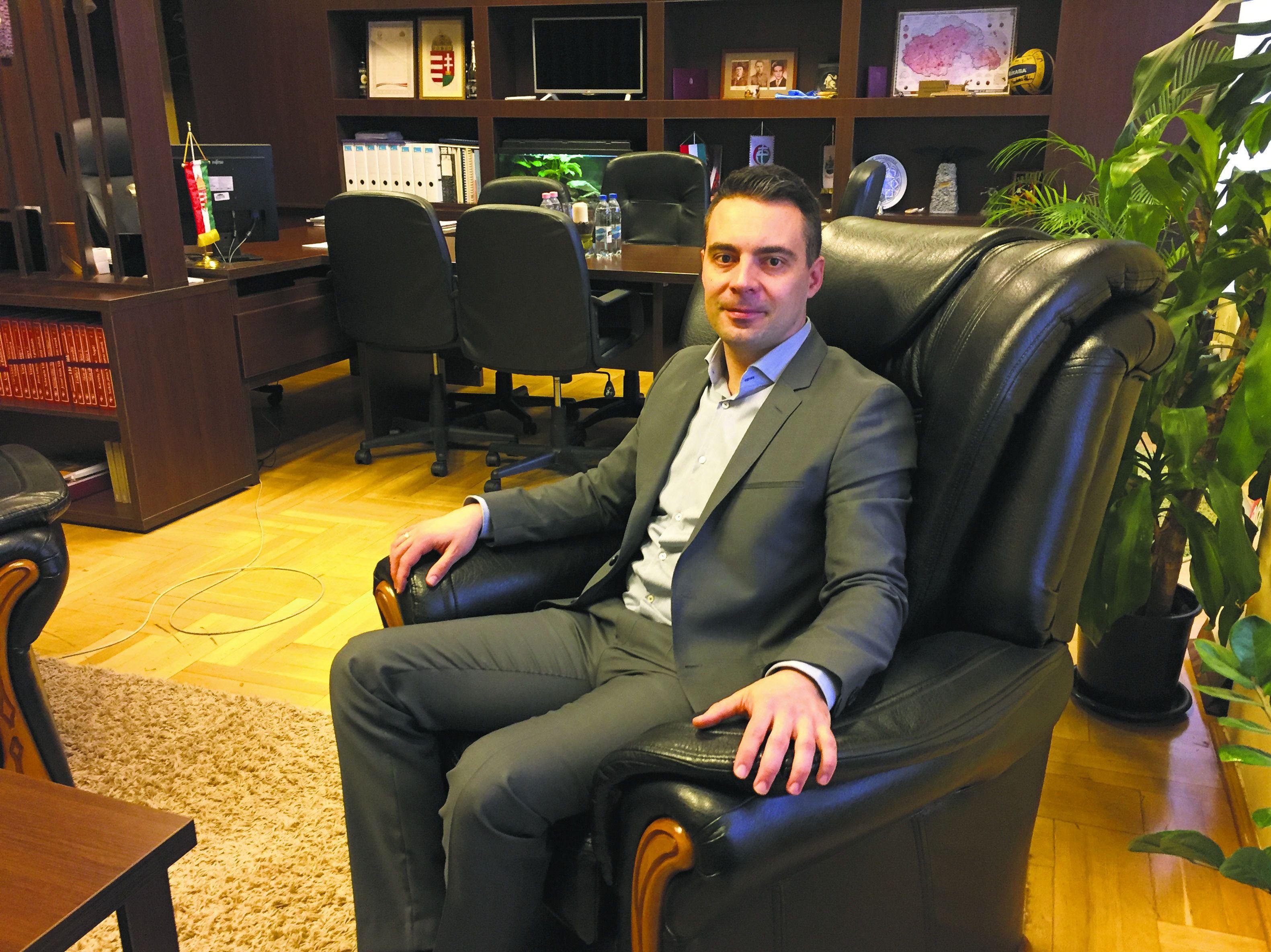 Exclusive Hungarys Far Right Leader Gabor Vona Of Jobbik In